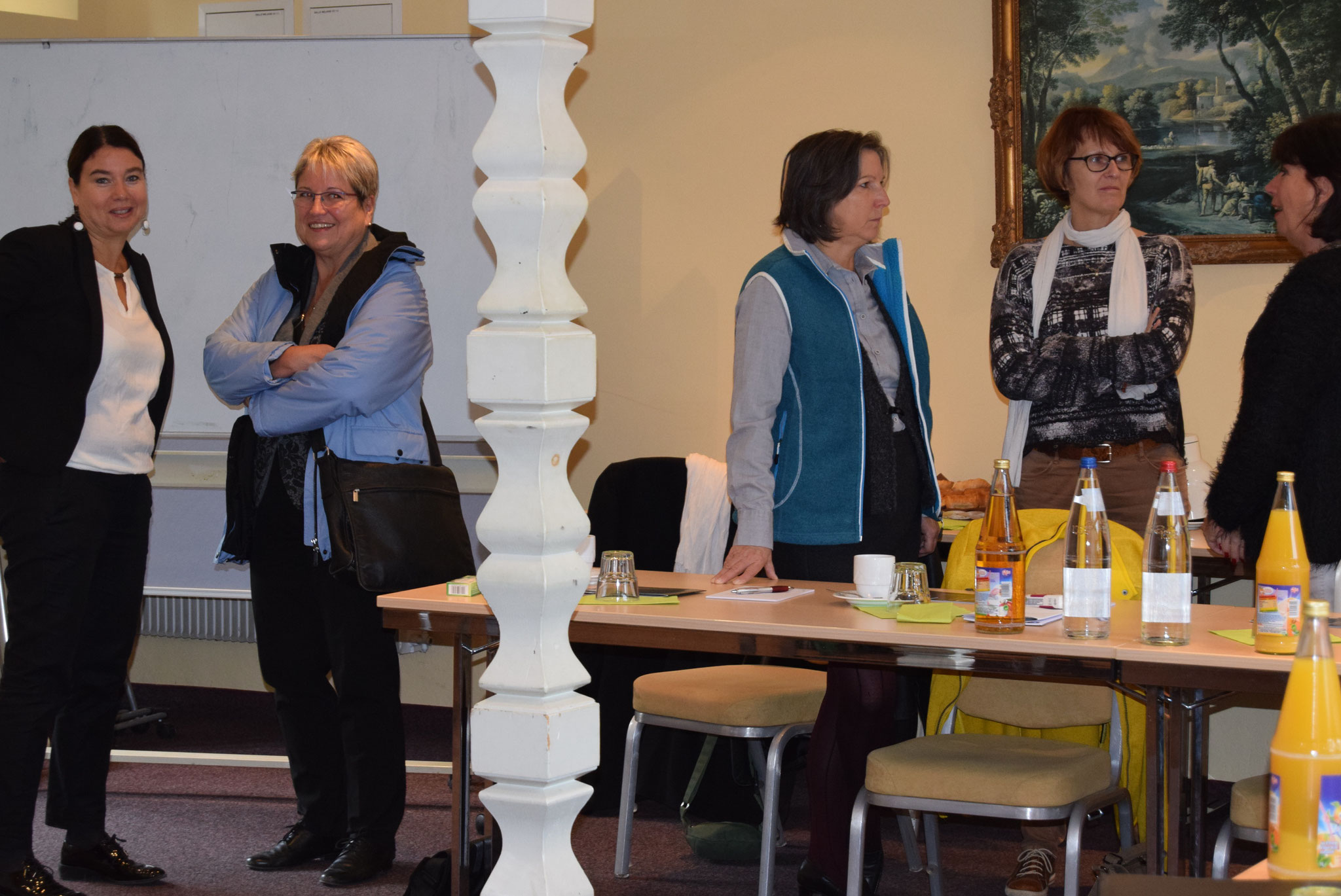 10-16 Teilnehmer Kommunikationsseminar