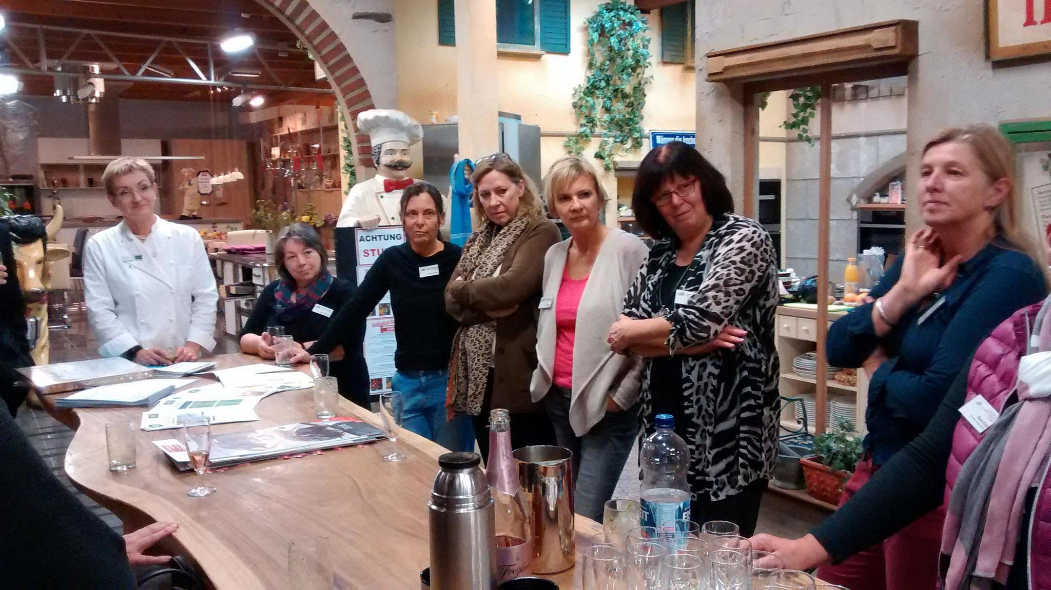 11-17 Basisch Kochen - Staunen - Begeisterung