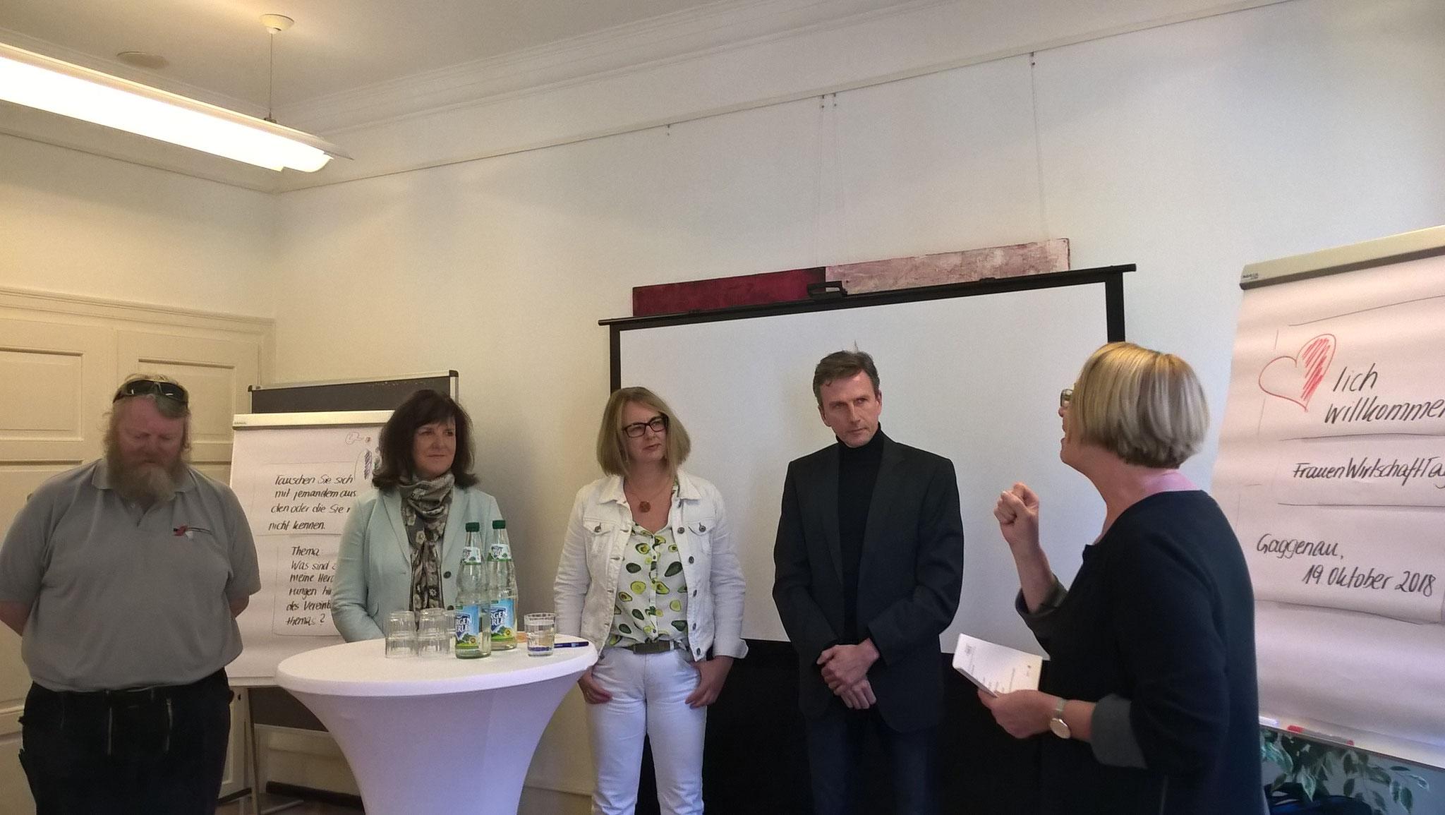 10-2018 Frauenwirtschaftstage Bad Rotenfels