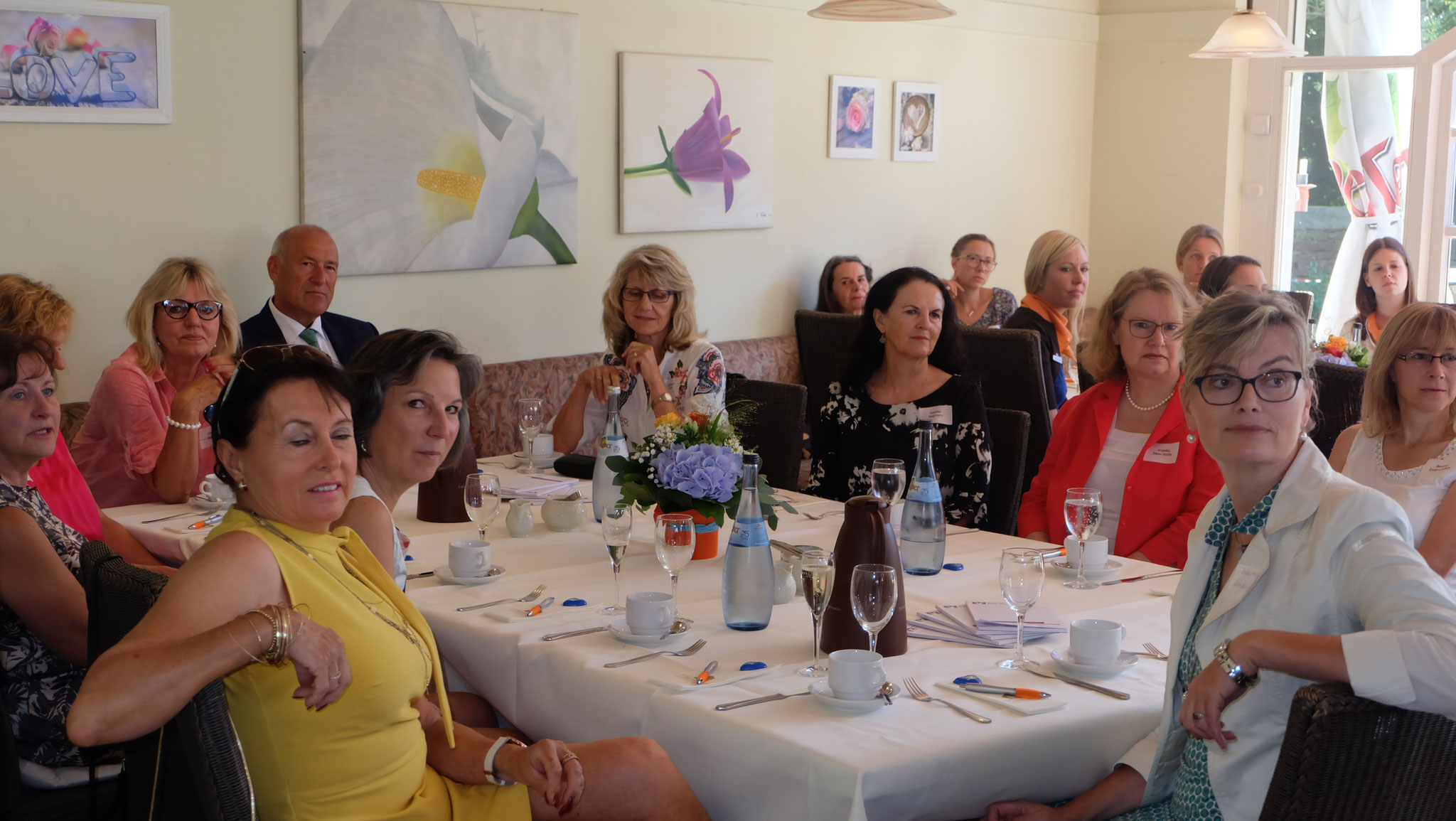 07-18 Volksbank, Ladies Brunch