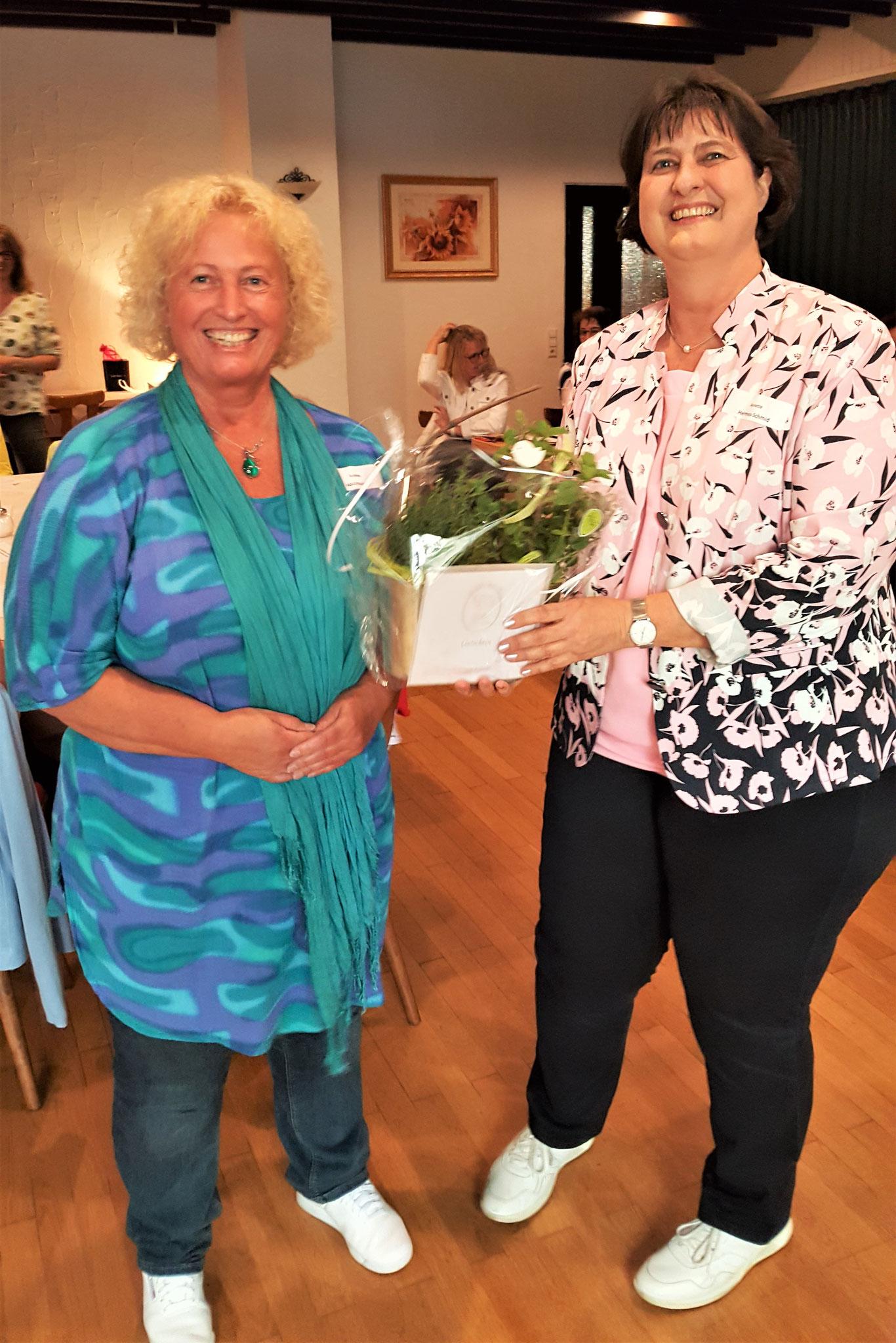 2021-08-04 Verabschiedung Sabine Holzhauser als Beisitzerin