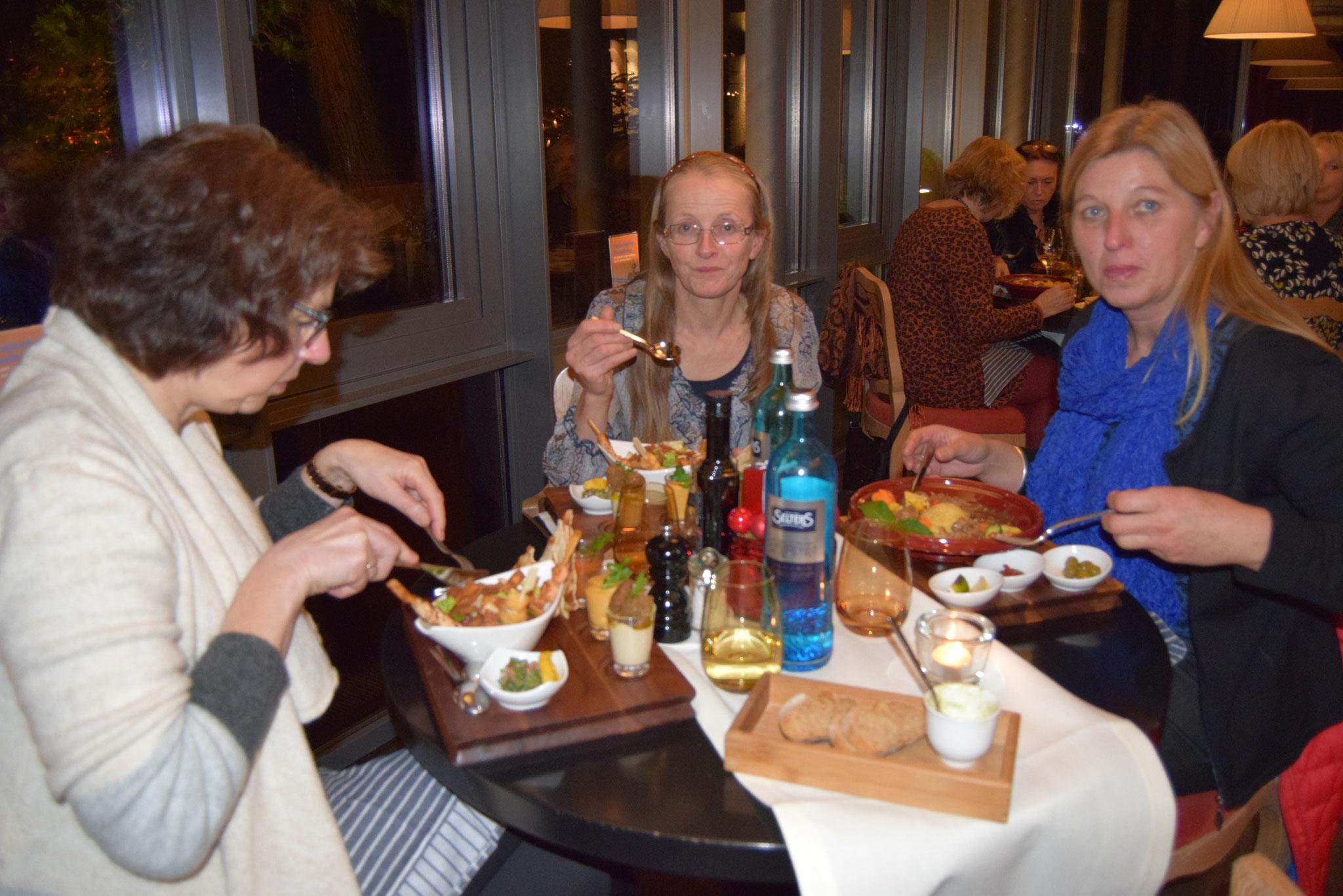 12-16 Weihnachtsessen im Rive Gauche Baden-Baden