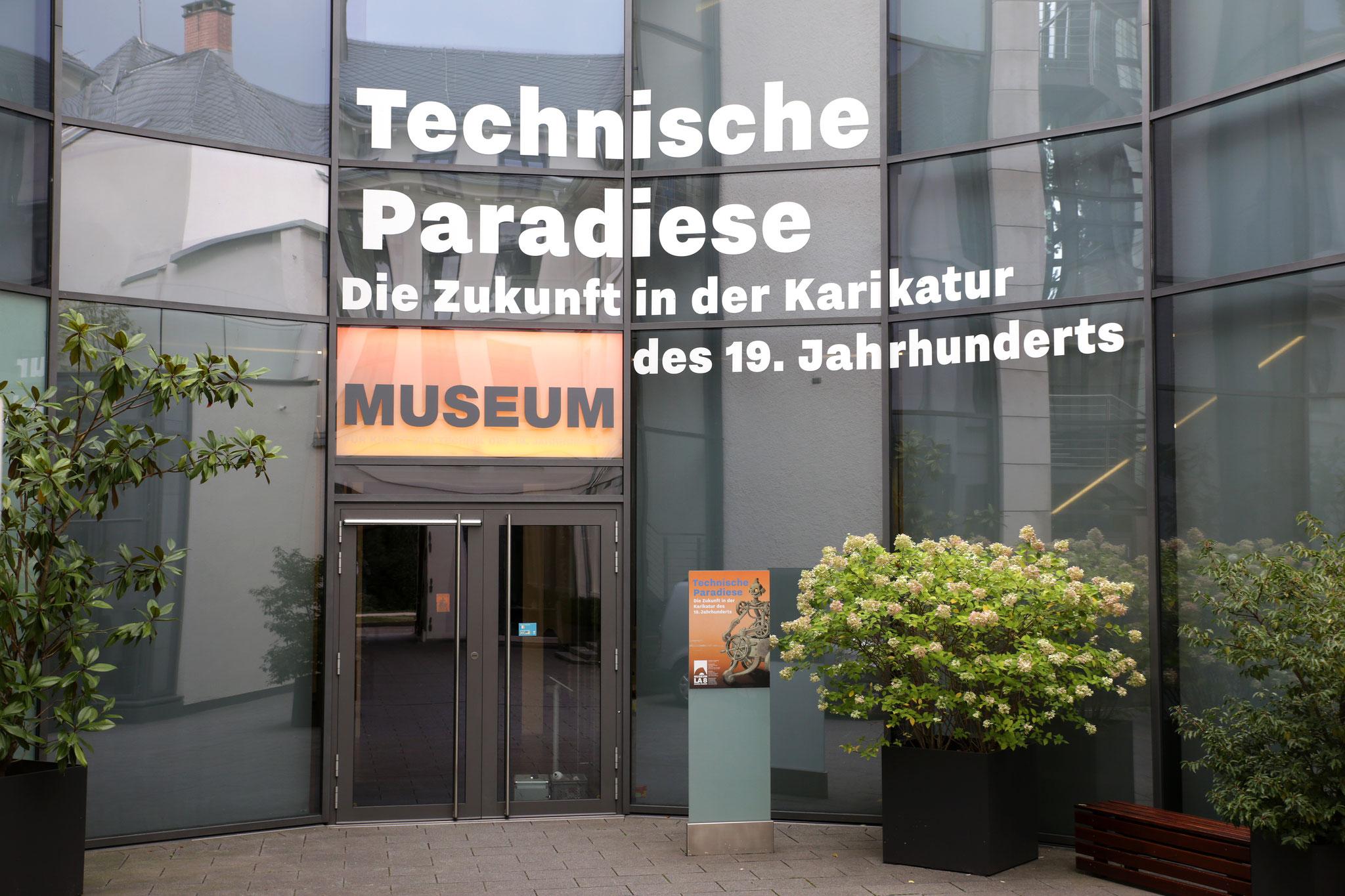 Museum LA8 Baden-Baden  (Foto Thomas Viering)