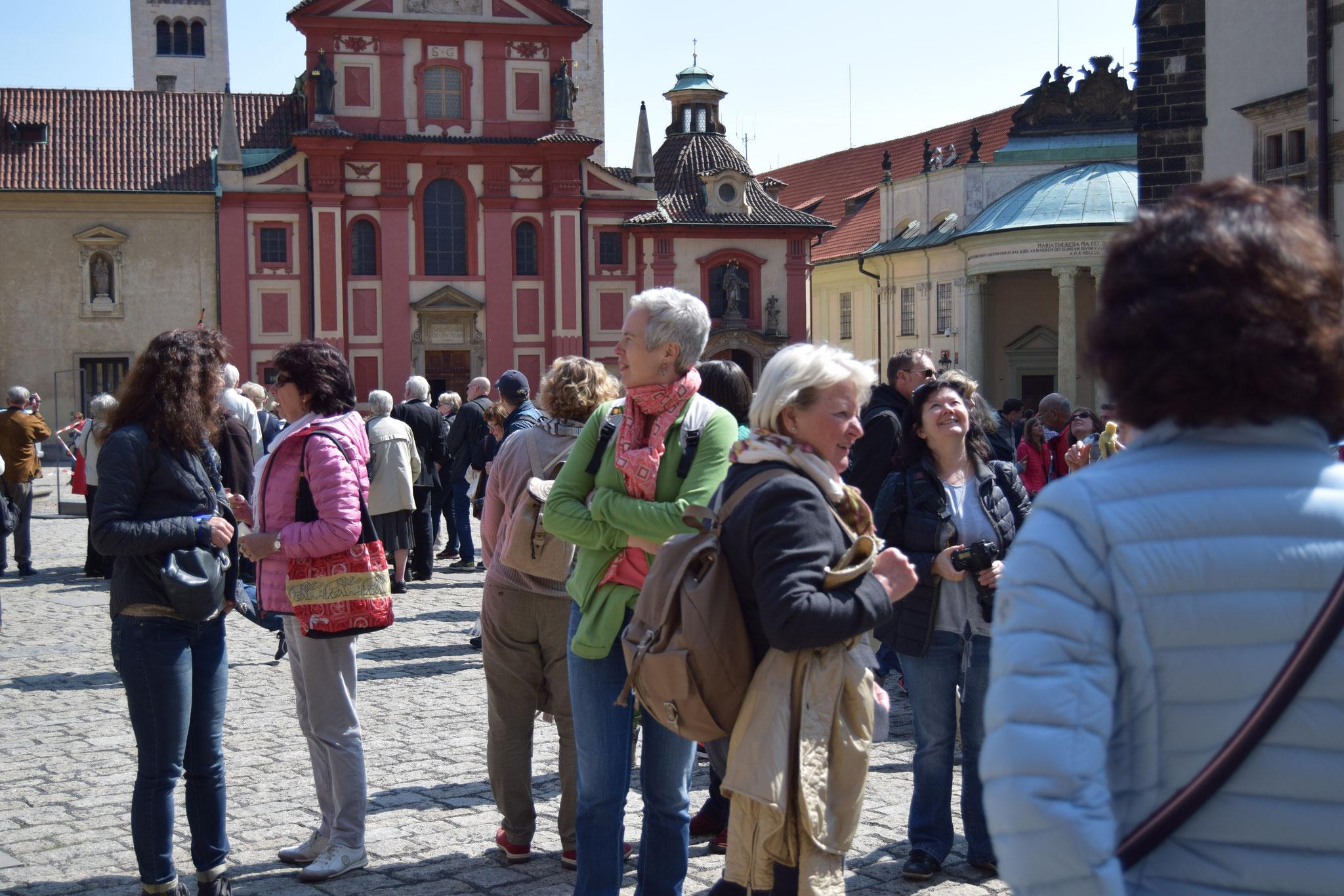 Liberec: Rathausplatz