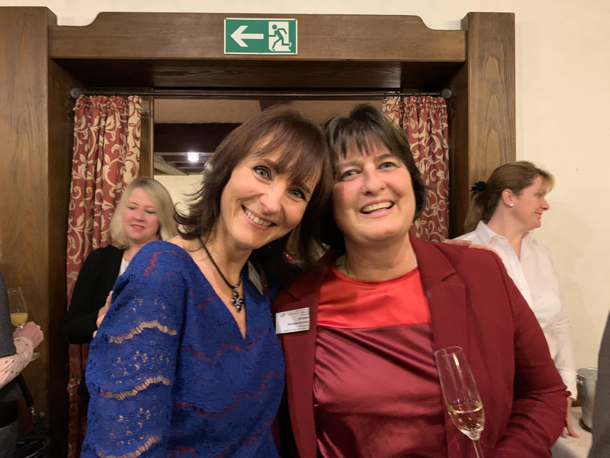 12-2019 Sibylle Melcher und Annette Hermes-Schmid