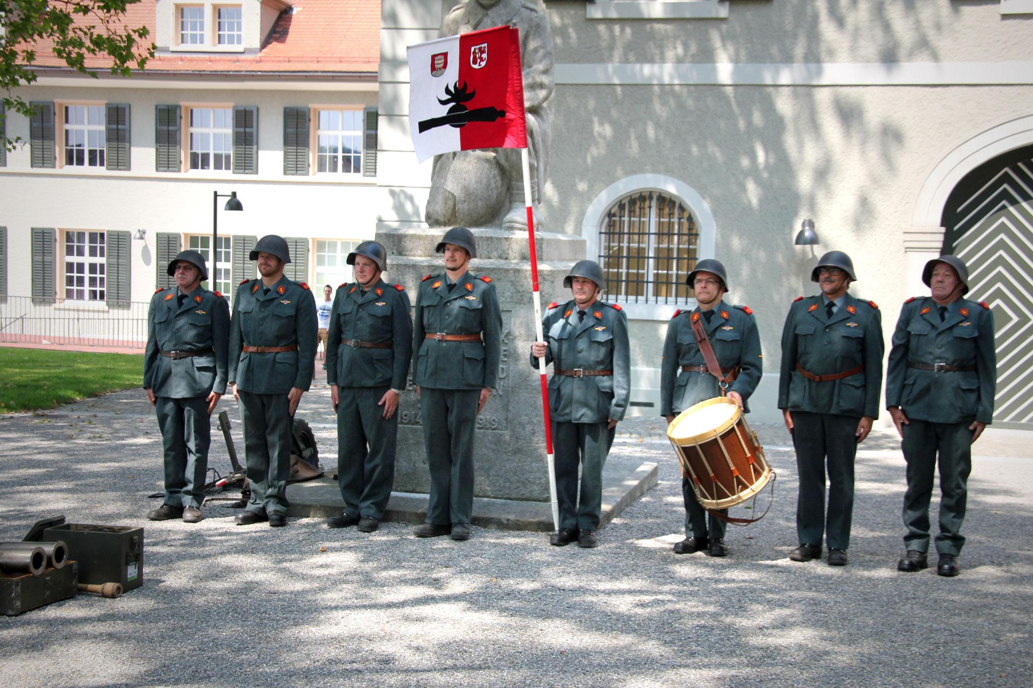 Geschützzug der Stadt Frauenfeld