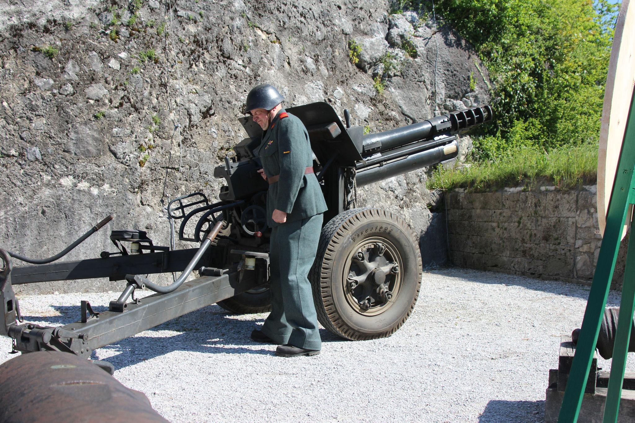 Festung Kufstein Mannschaft Frauenfeld