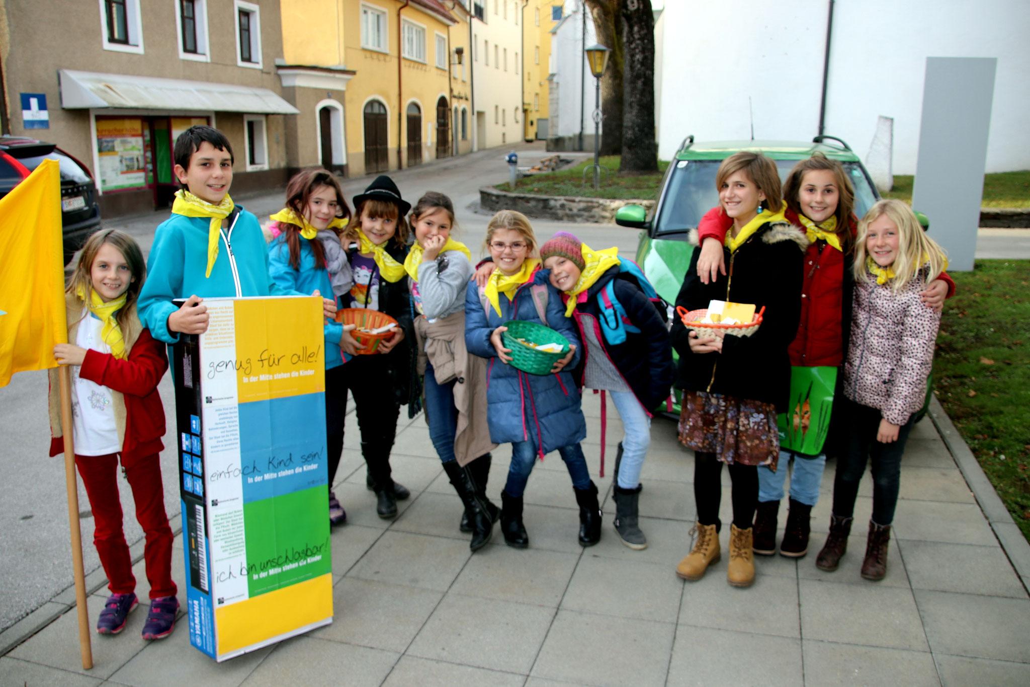 Kinderrechteaktion 2017