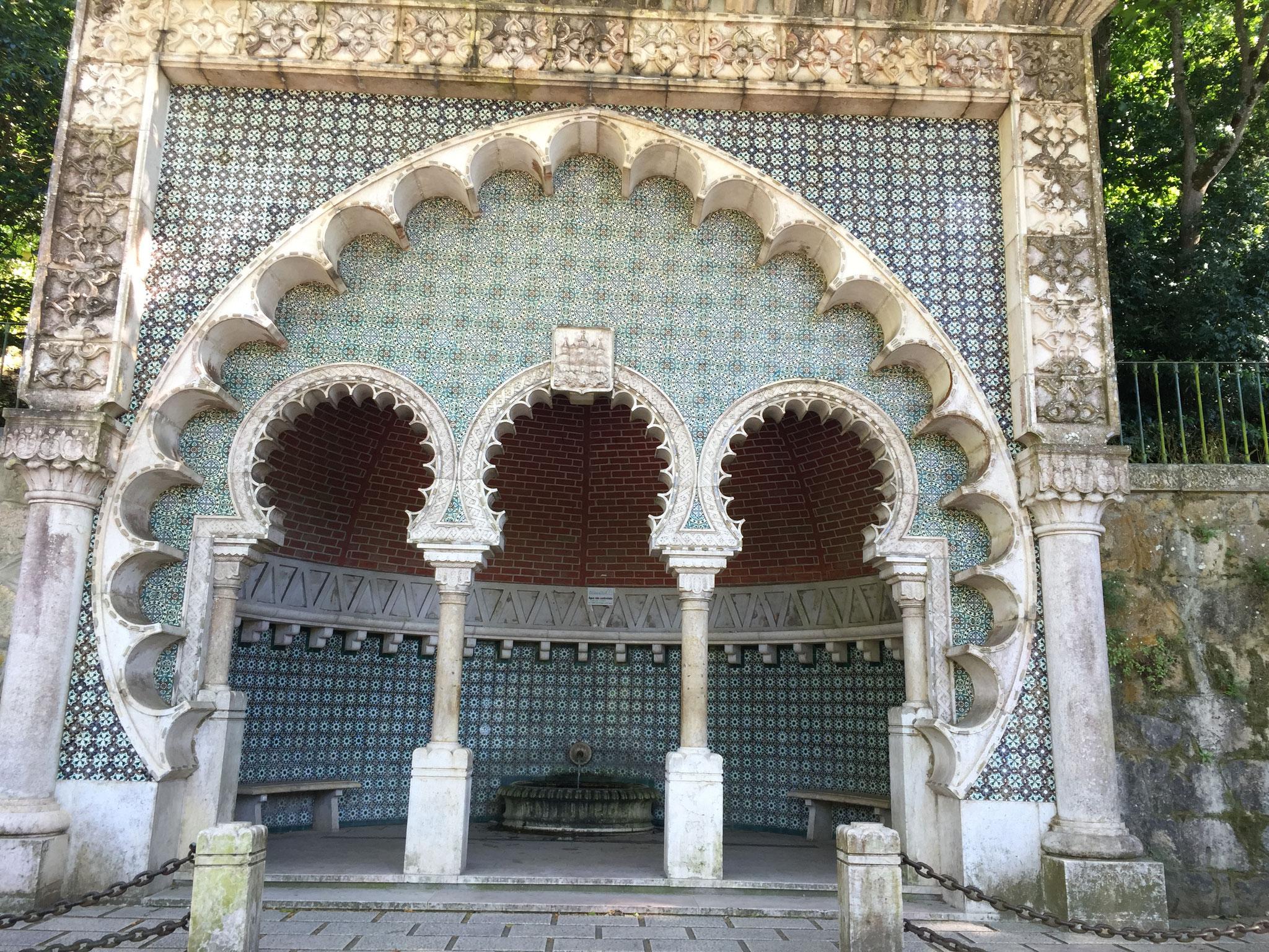 Maurischer Brunnen, Sintra