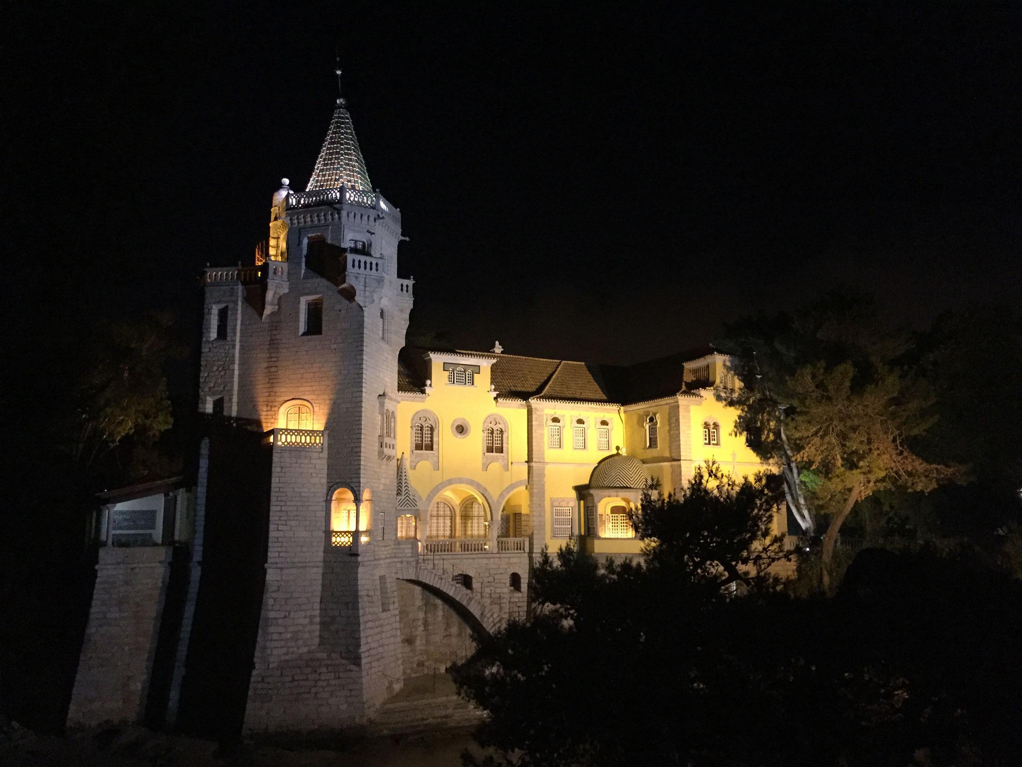 Museu Condes de Castro de Guimarães, Cascais