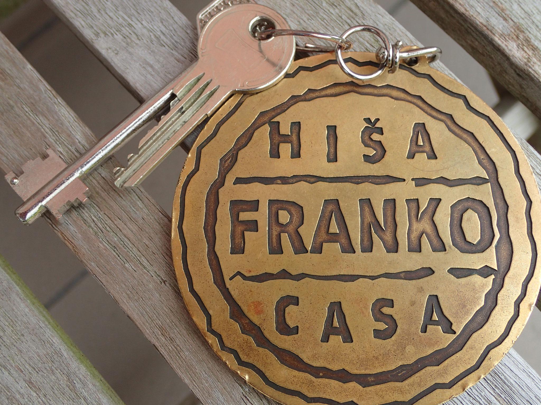 Hiša Franko - wunderbar.