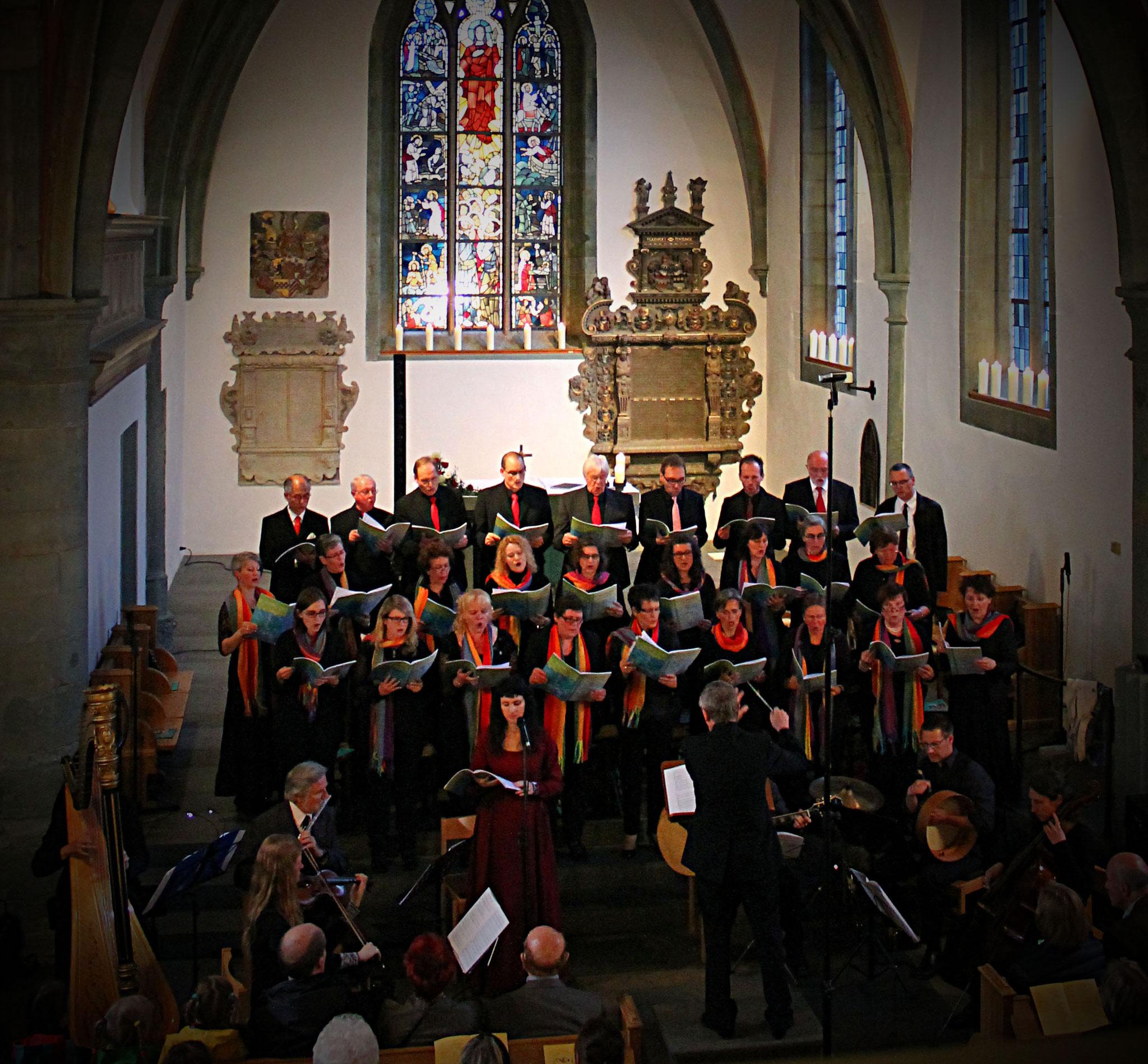 Keltische Messe, St. Victor