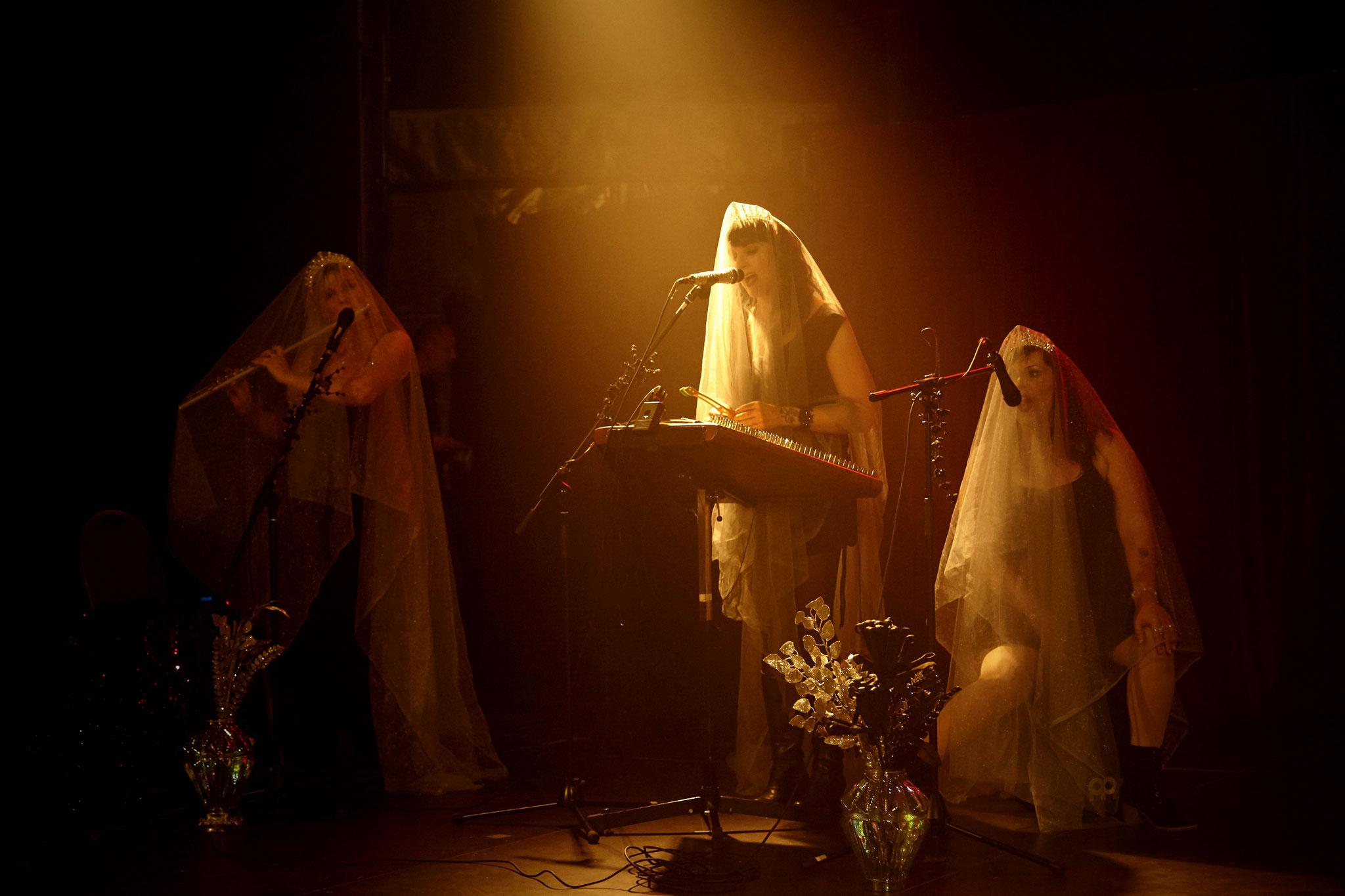 The Eerie Glam Girls | Foto: Patrick Bonzel