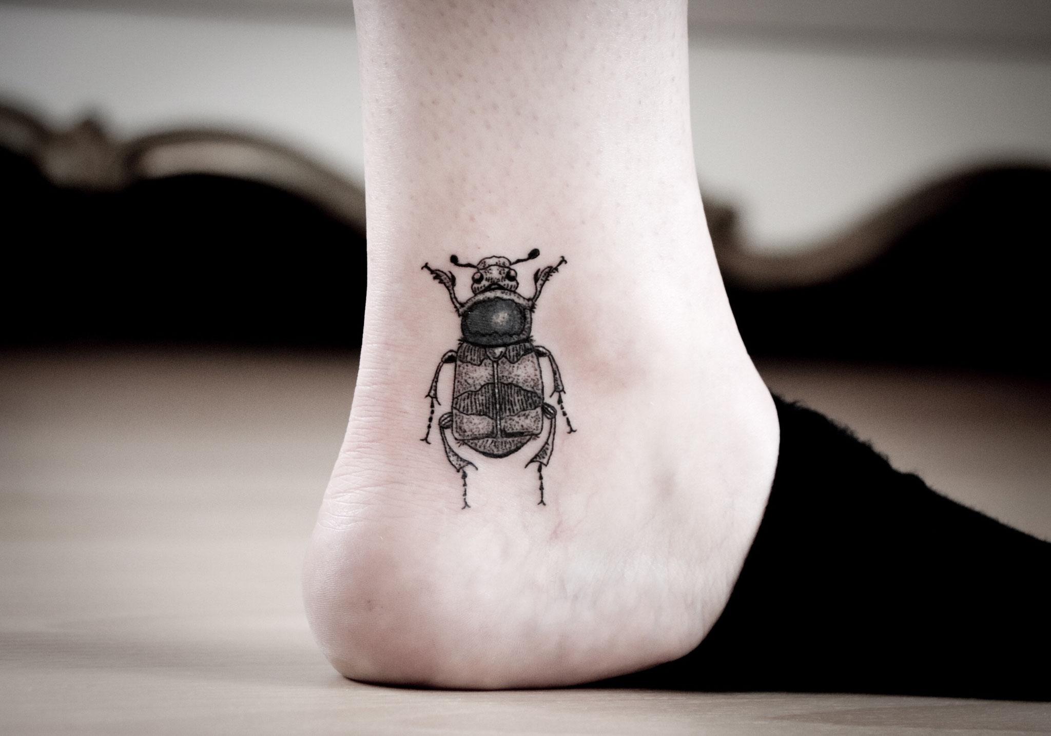Tattoo (cover up): Bianca Stücker