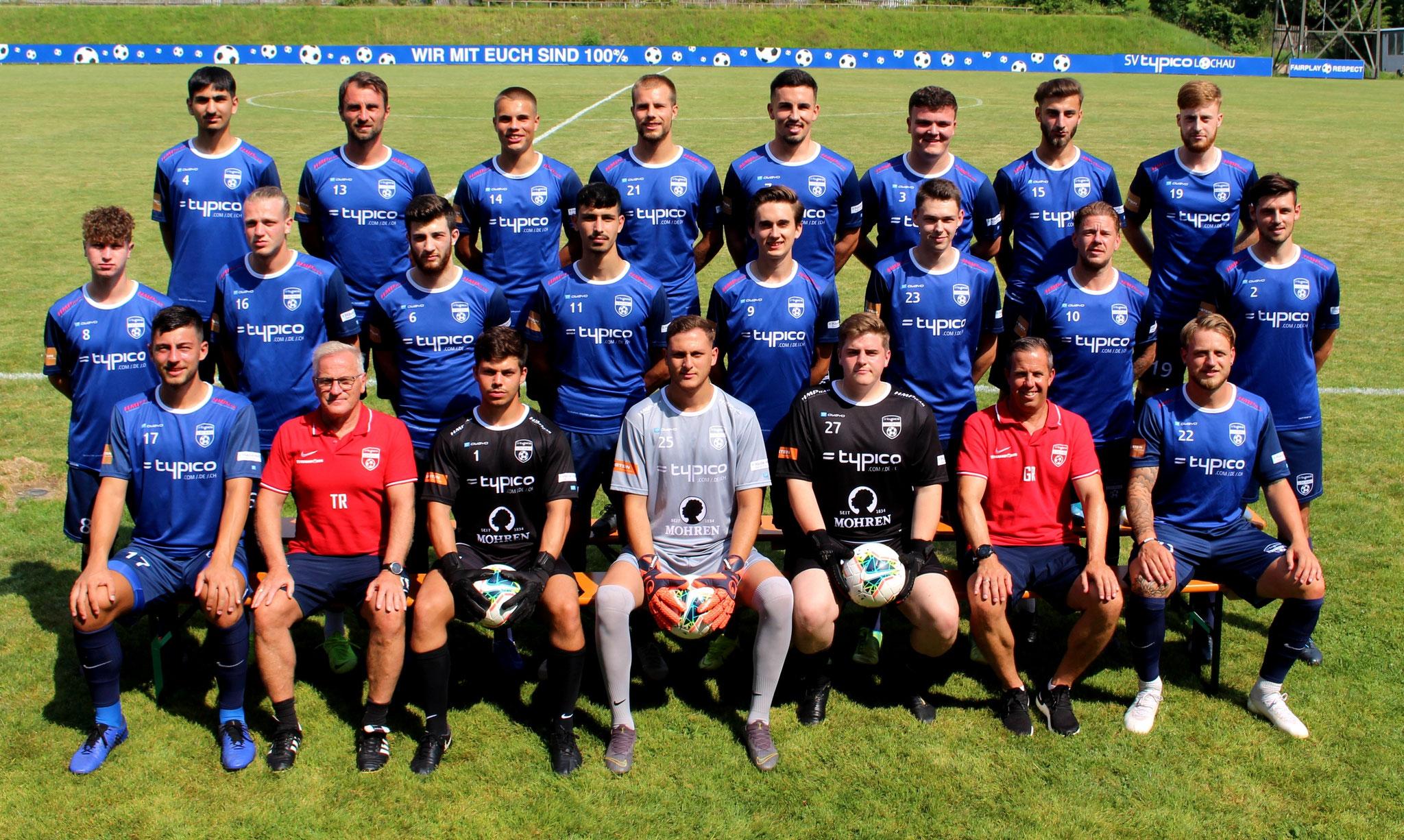 Unsere Mannschaft für die Saison 2020/2021