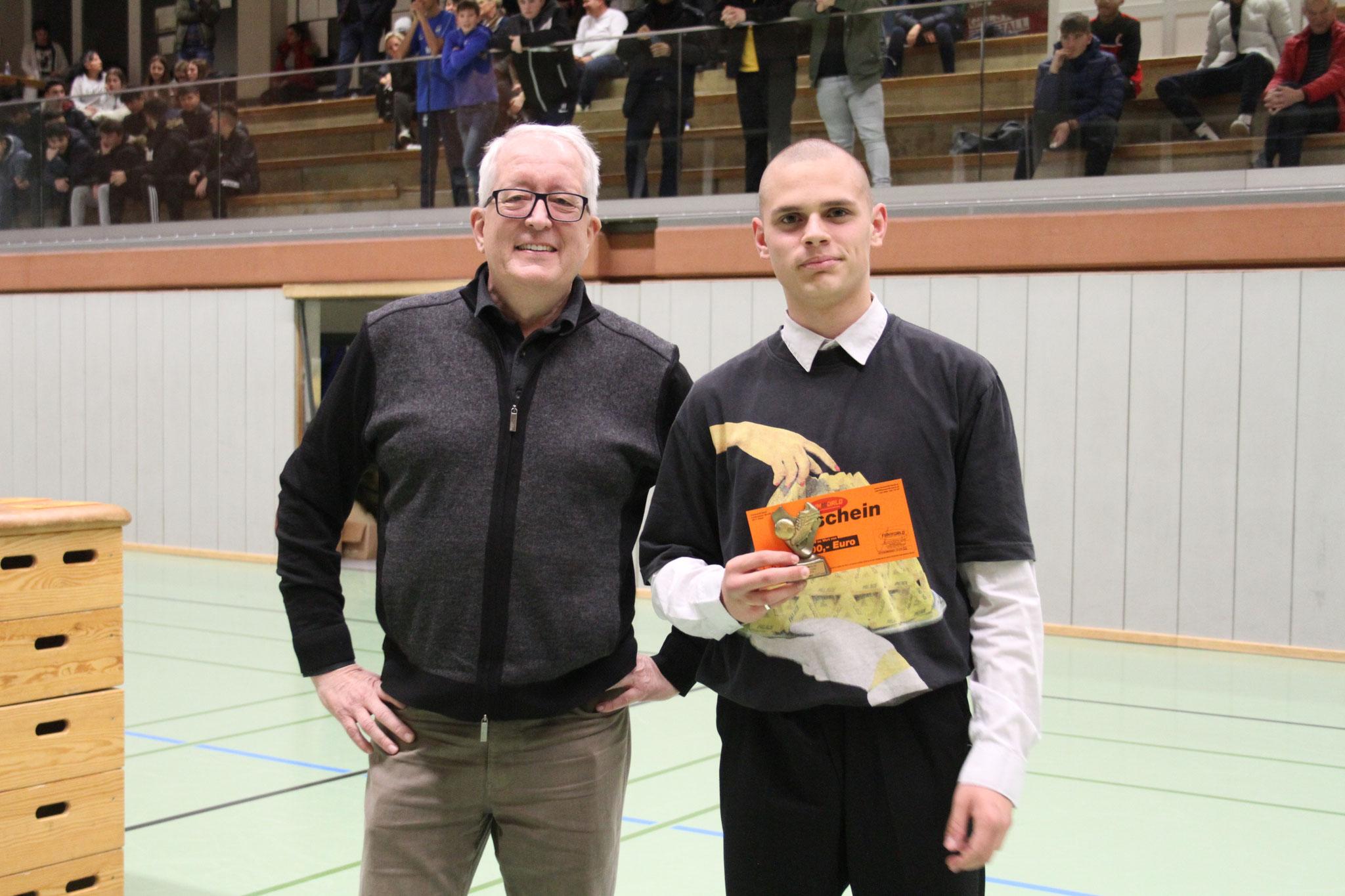 Torschützenkönig - Nico Hödl (SPG Bregenz A)