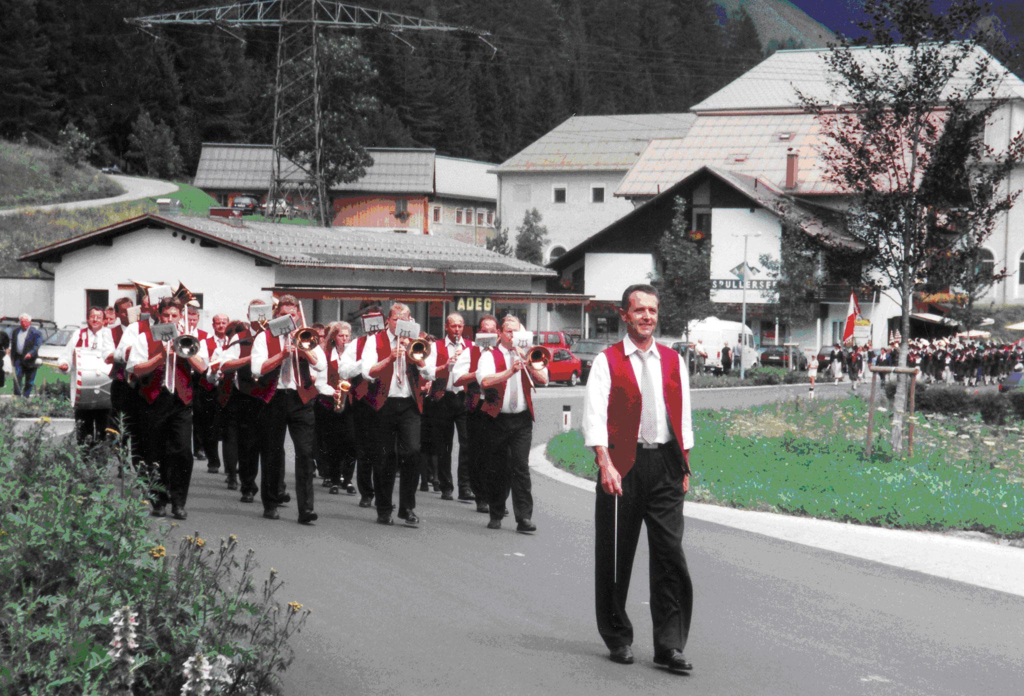 1998 Wald am Arlberg – Festumzug