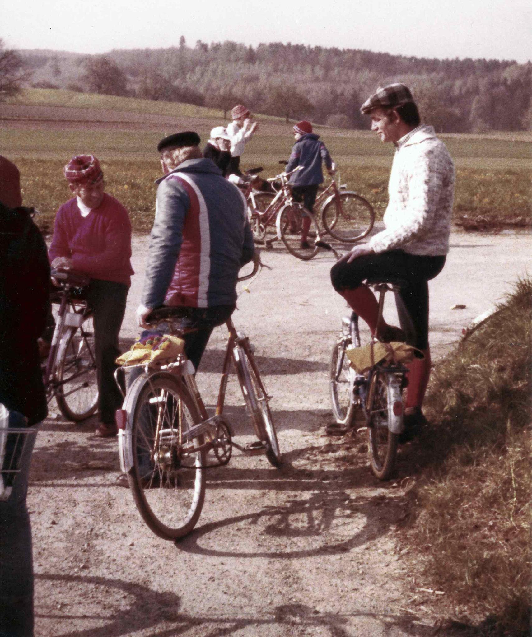 Radtour 1973