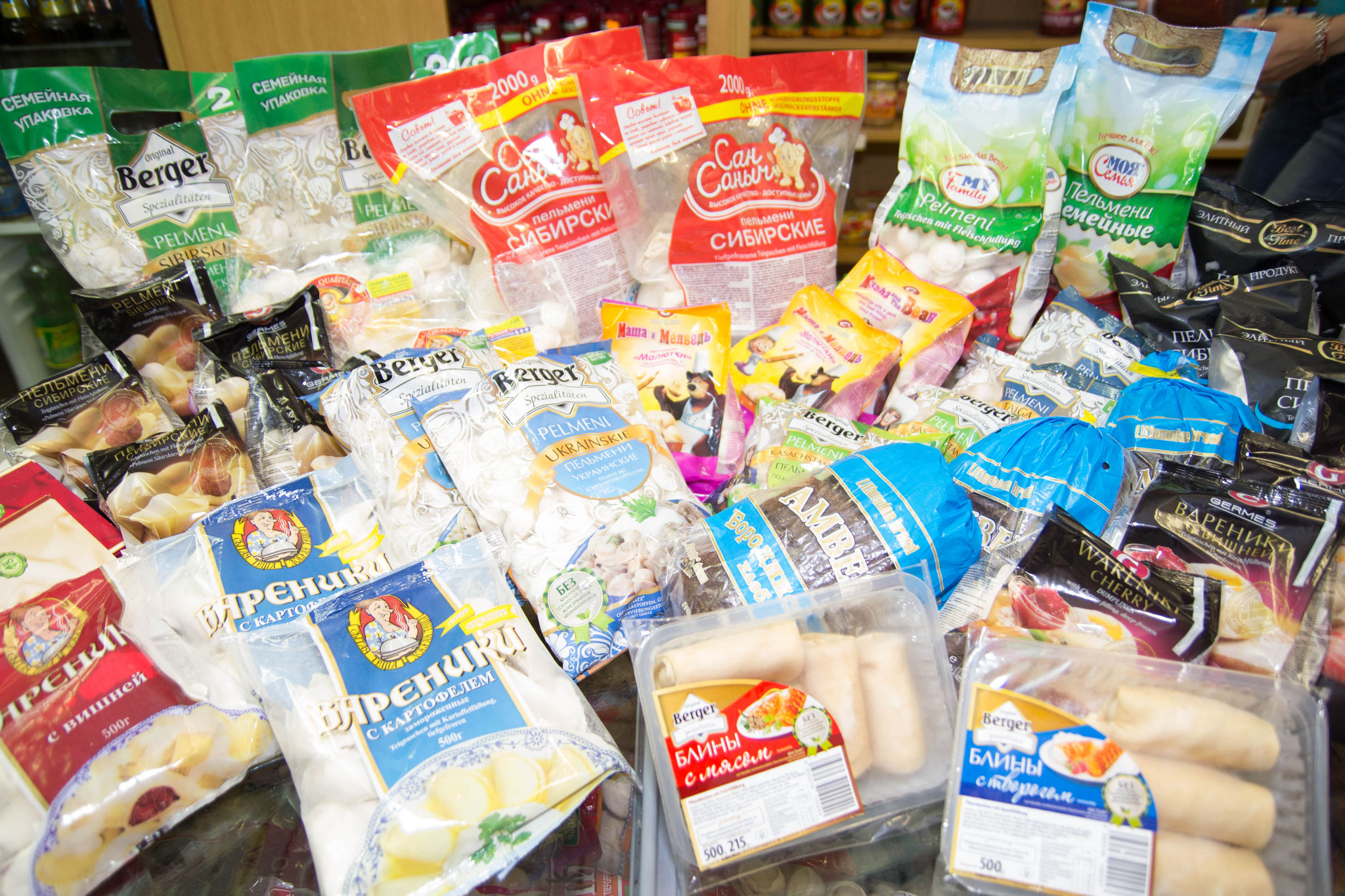 Alimentaion Russe