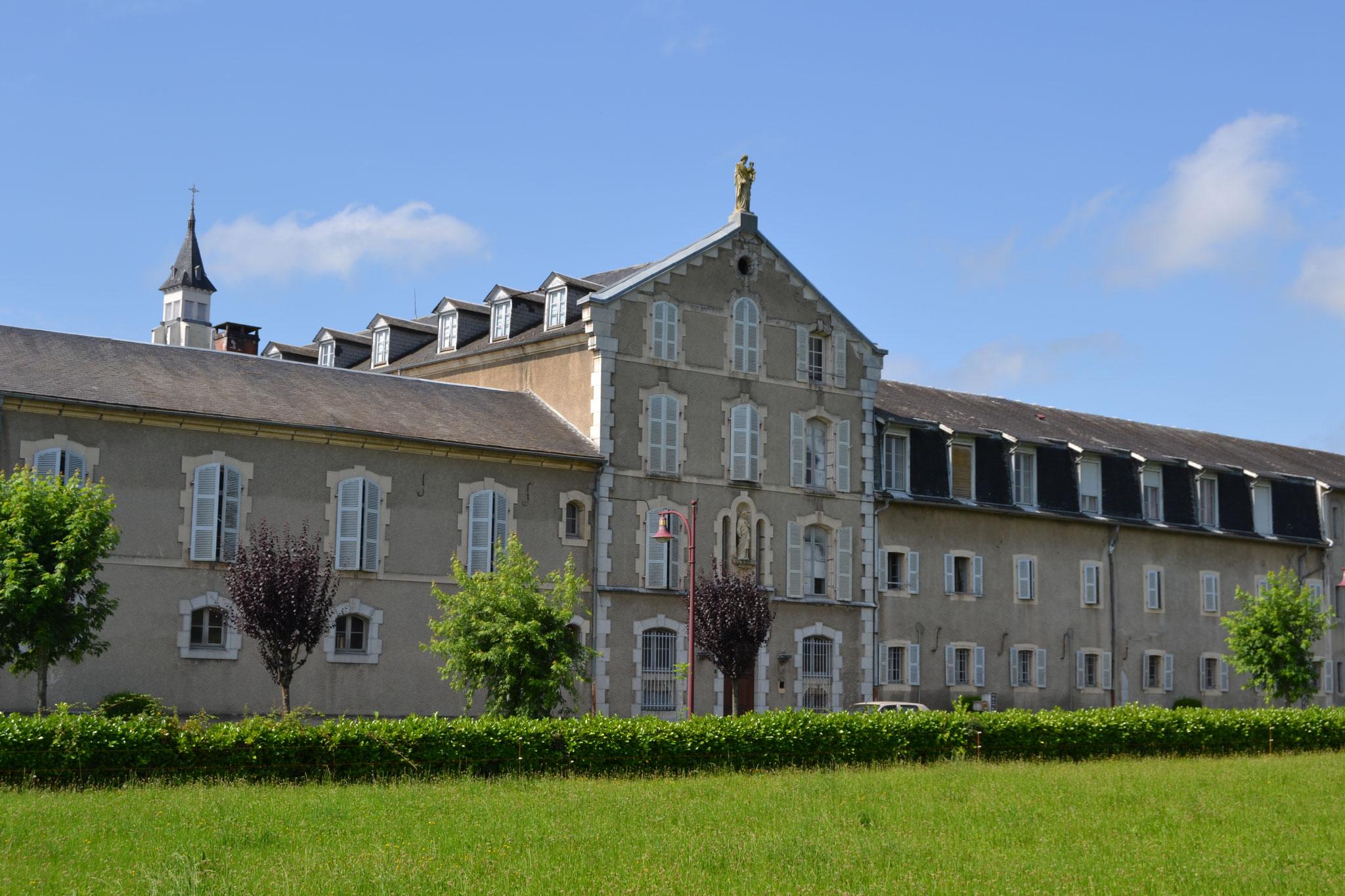 Maison Mère à Cantaous