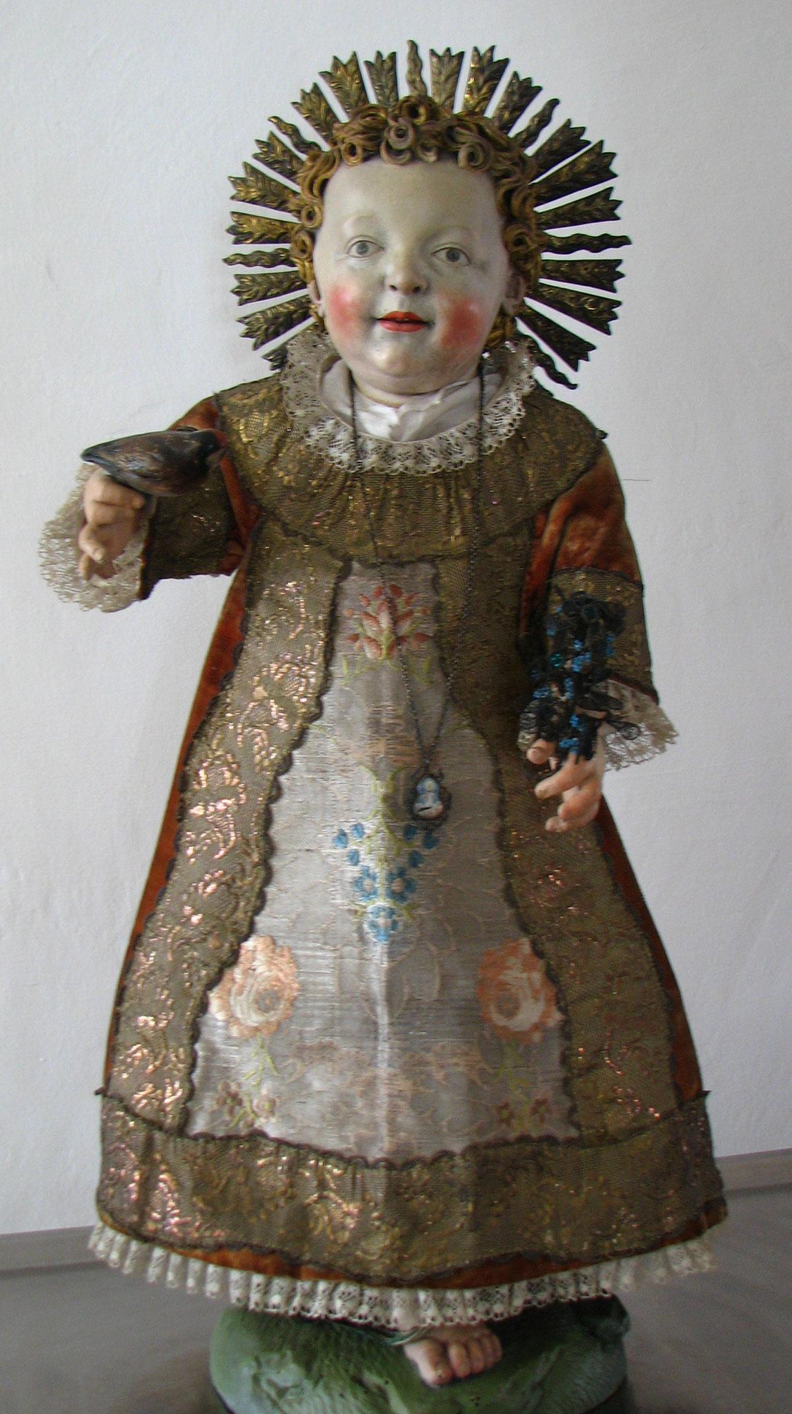 Jesulein, um 1510 Mindelheim, ehem. Franziskanerinnenkloster