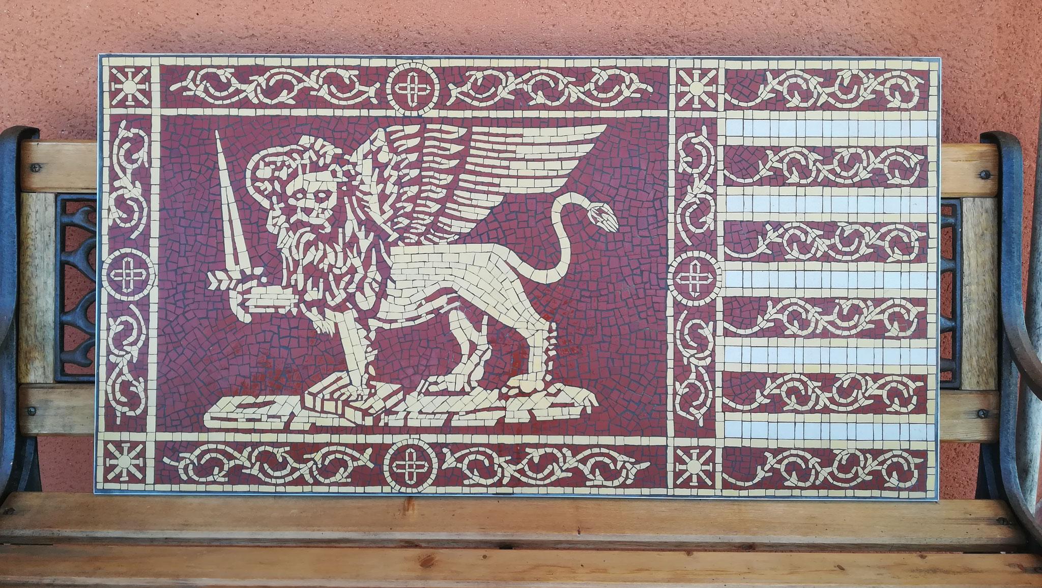 Patrisio du 40, le lion de Venise.