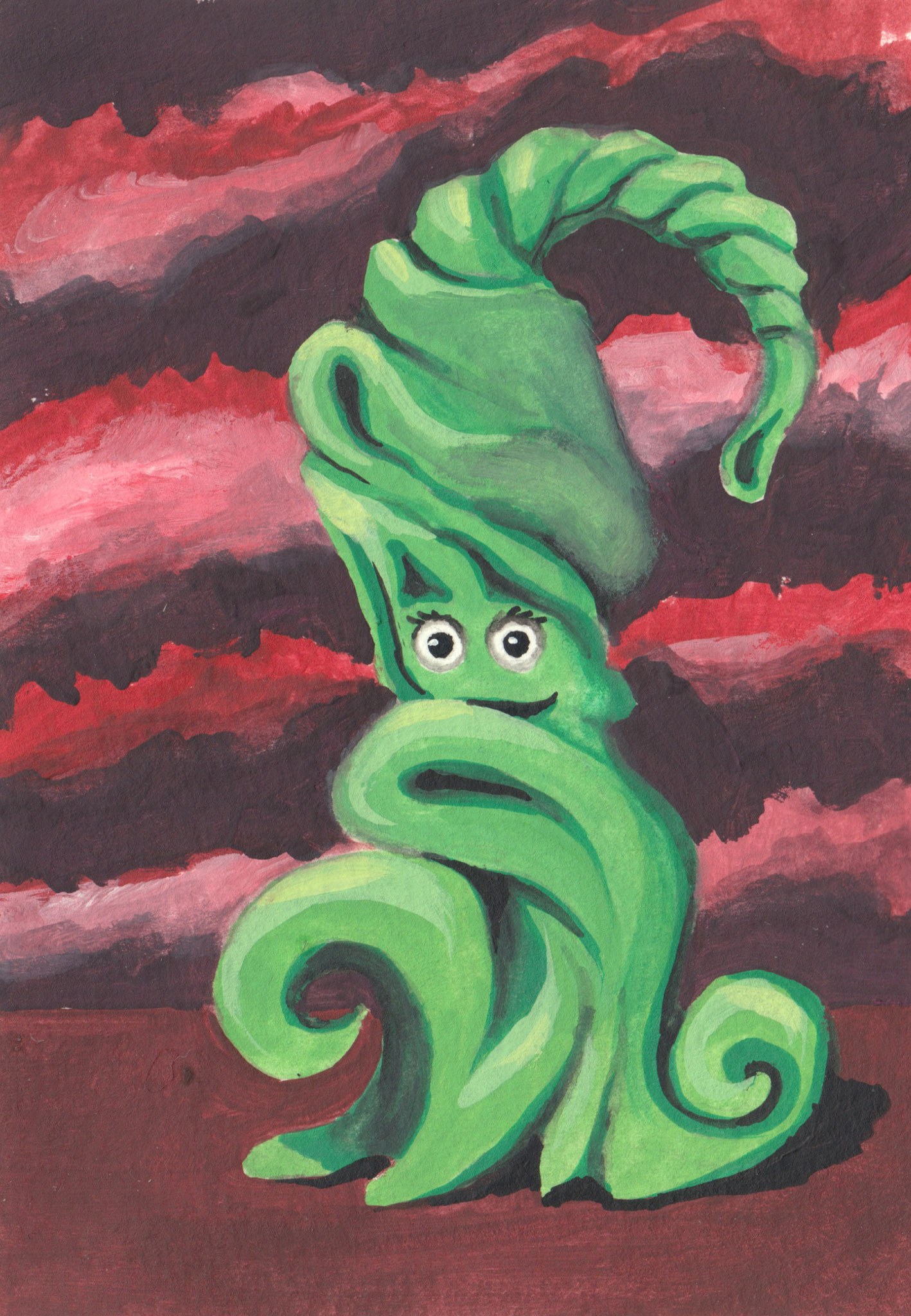 Knonster Celya (Skizzenbuch)