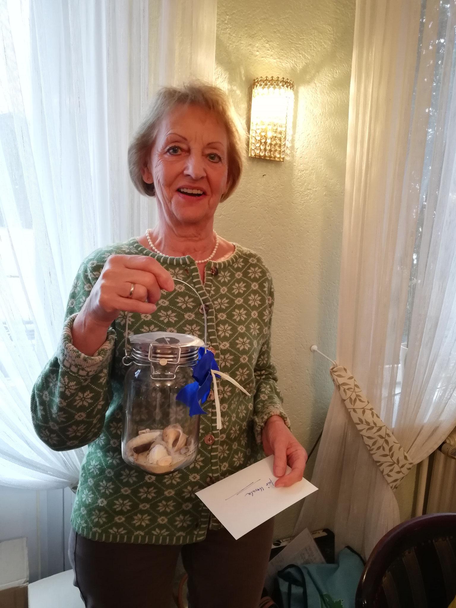 Danke an Ursula Rottinghaus für viele Jahre Unterstützung als Beisitzerin