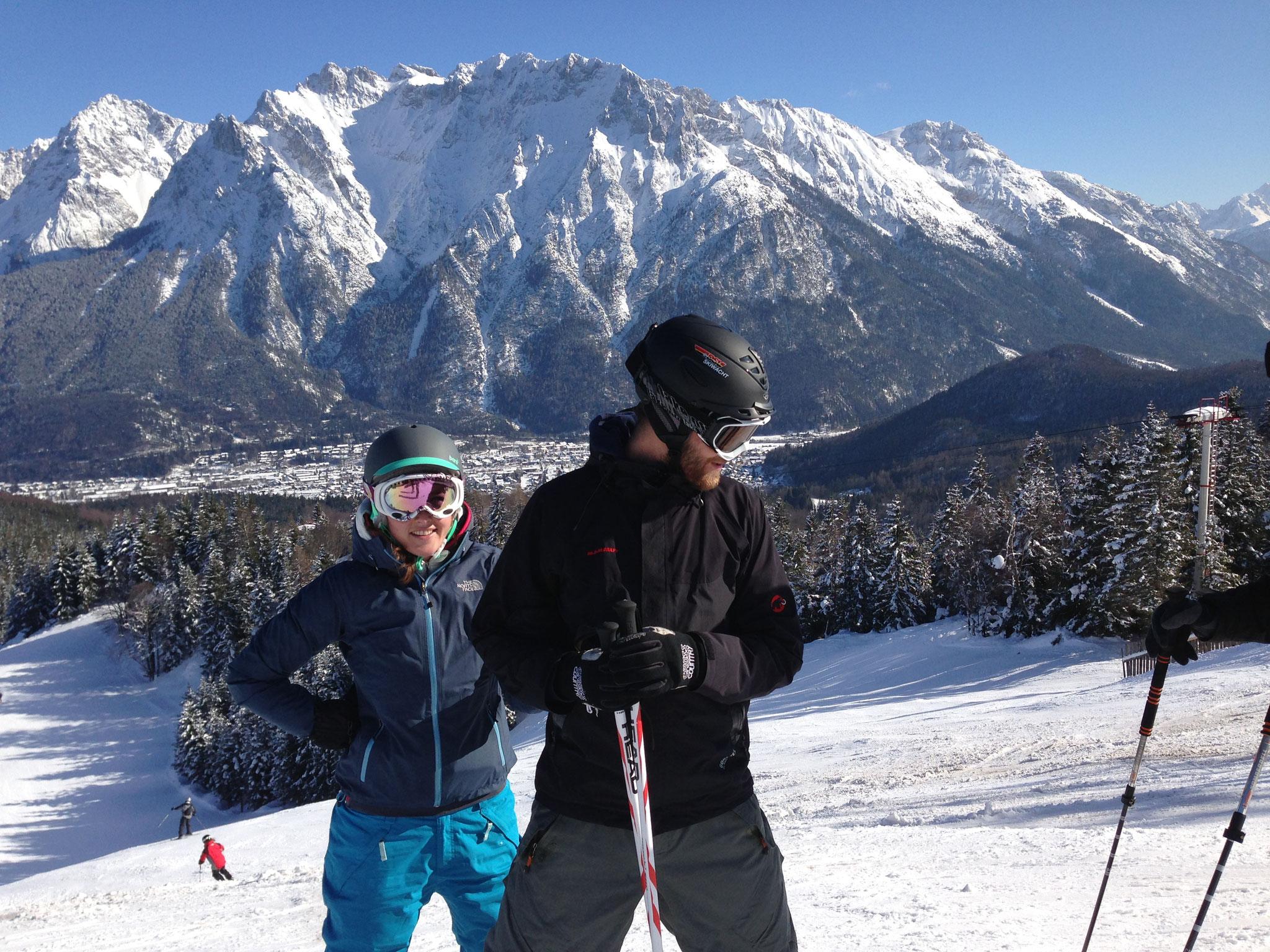 Kranzberg skiing