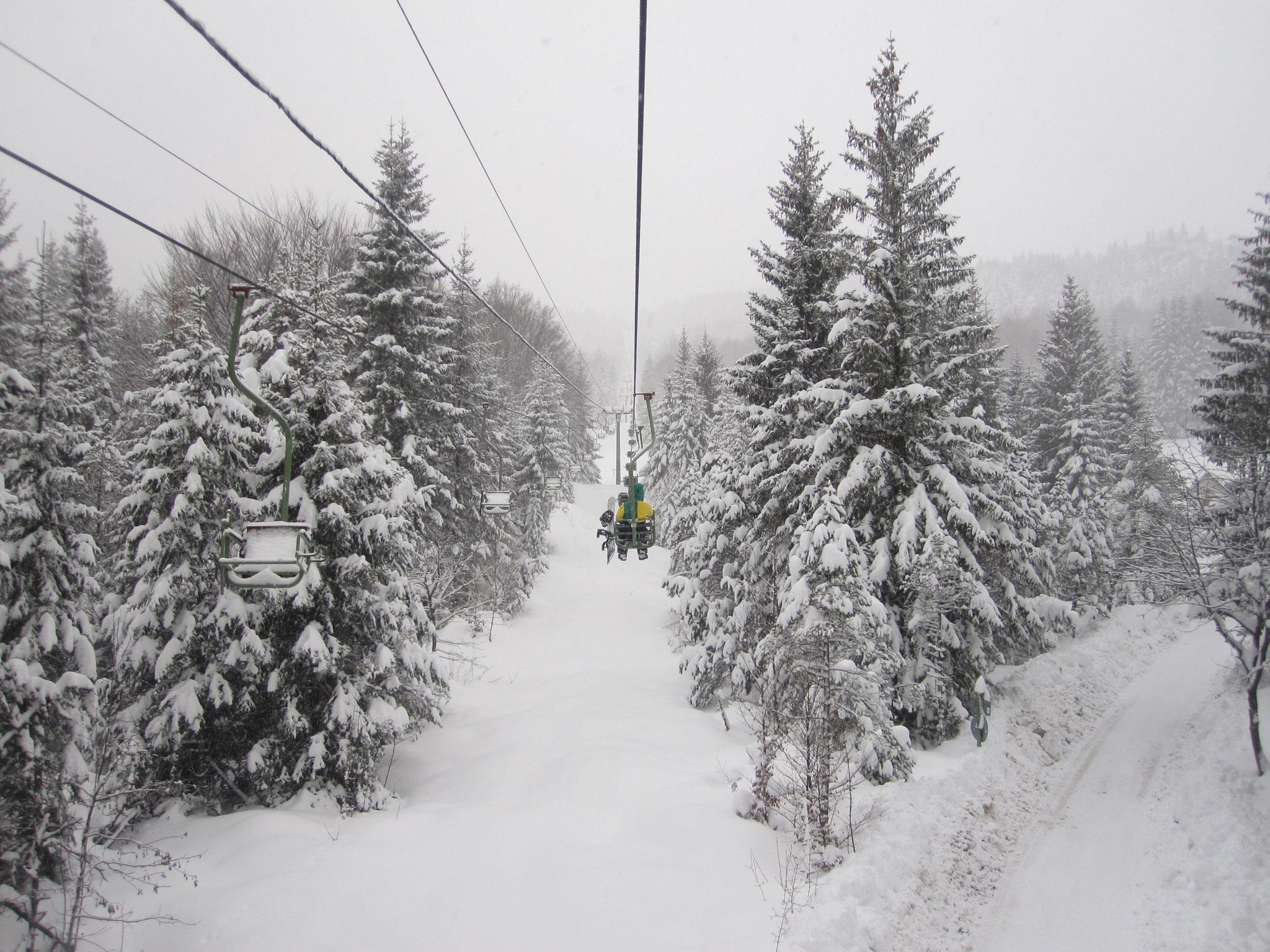 Kranzberg-chairlift