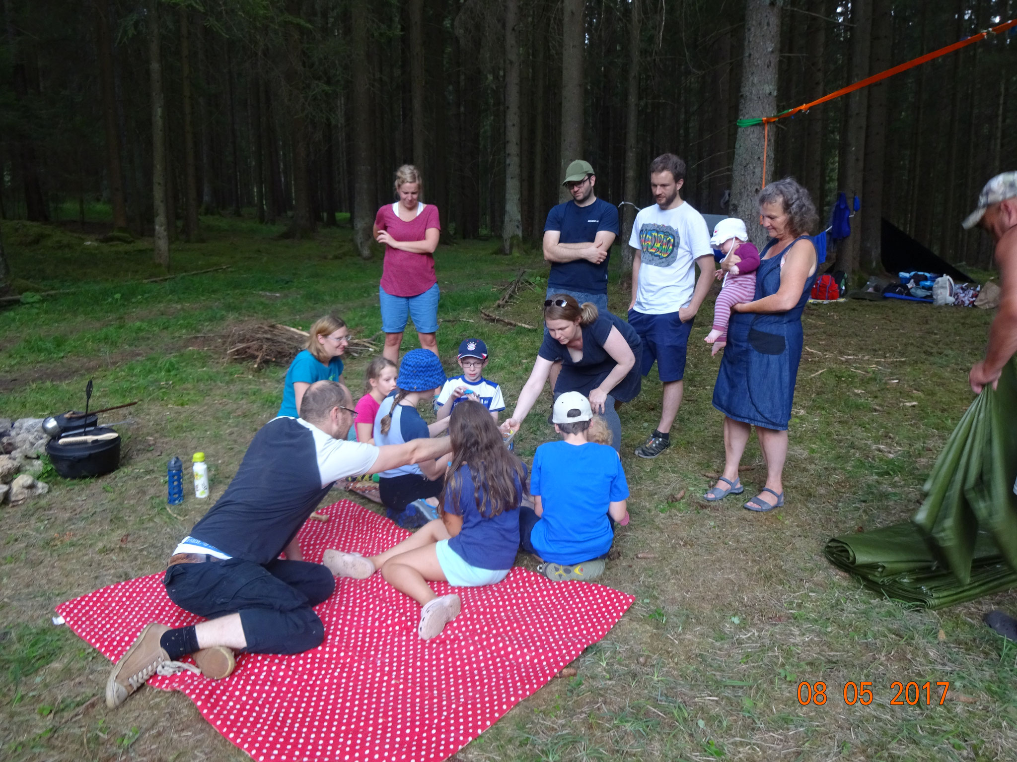 Familienevent Foto: Ruckdäschel