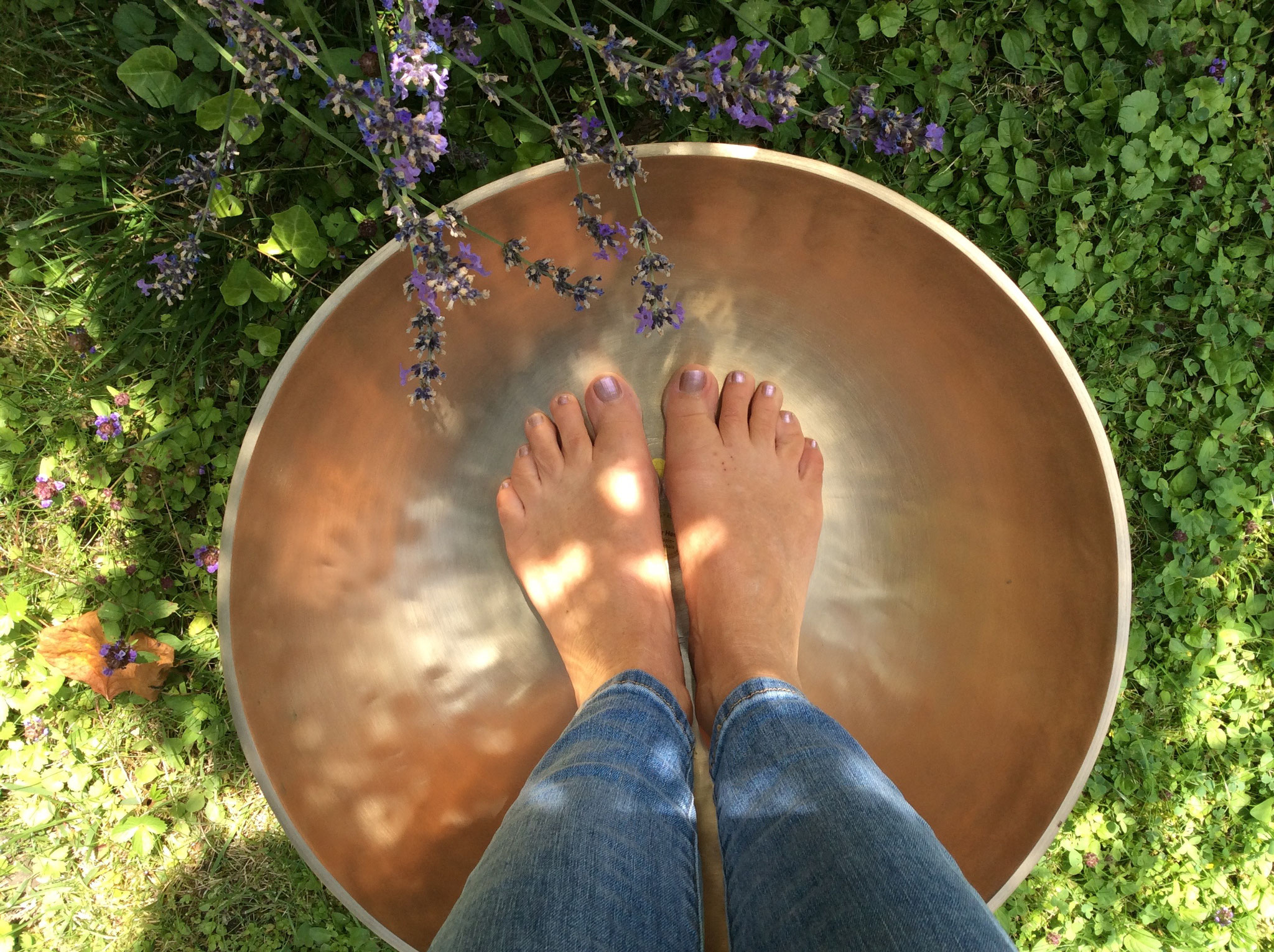 ein Geschenk für die Füße