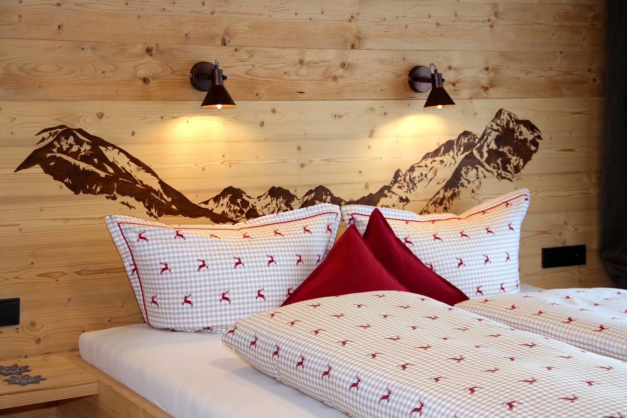 exklusive Ferienwohnung, Wiesengrund, Kleinwalsertal, Gamswurz