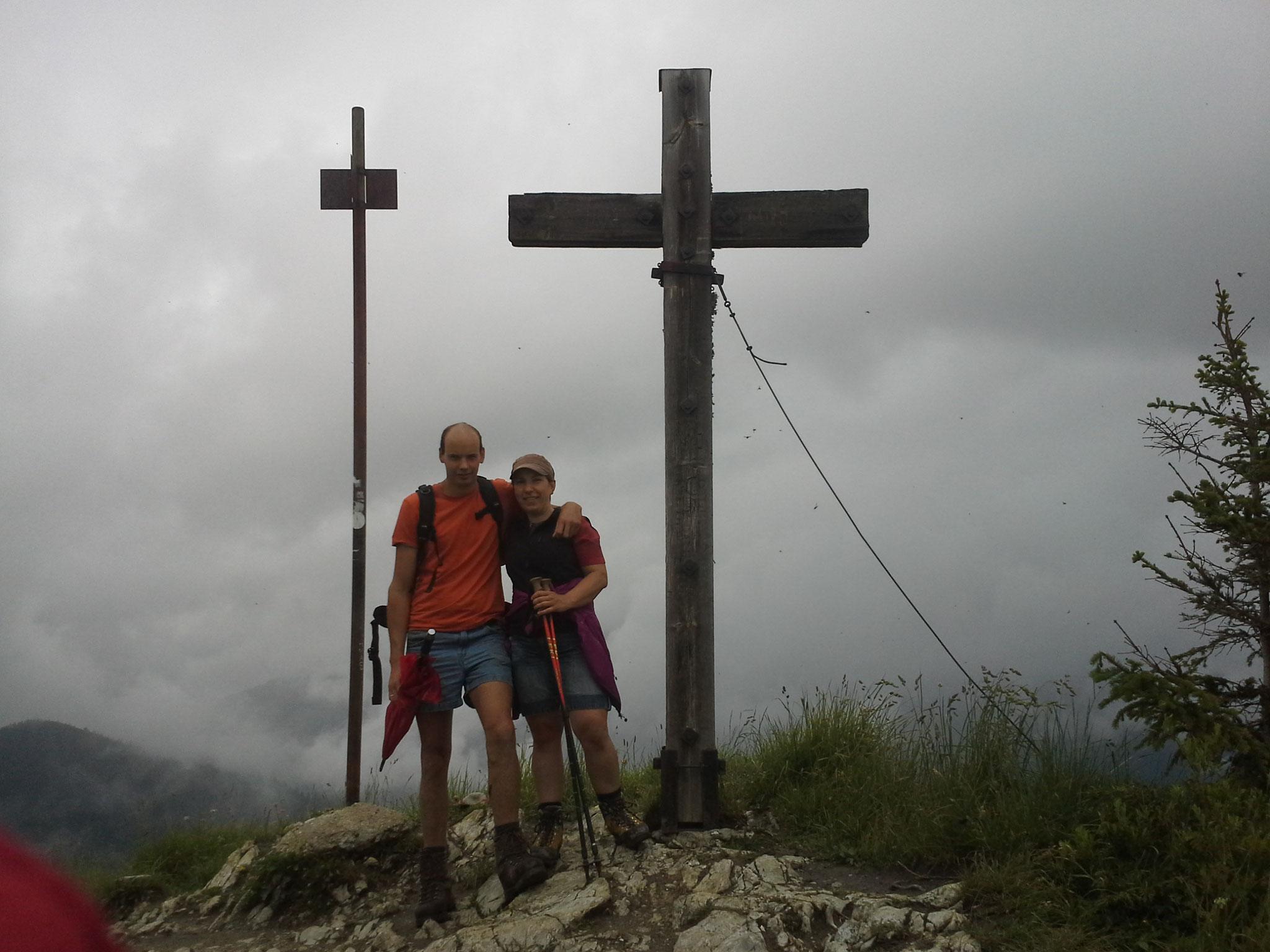 Auf Bergtour mit´m Schatz!