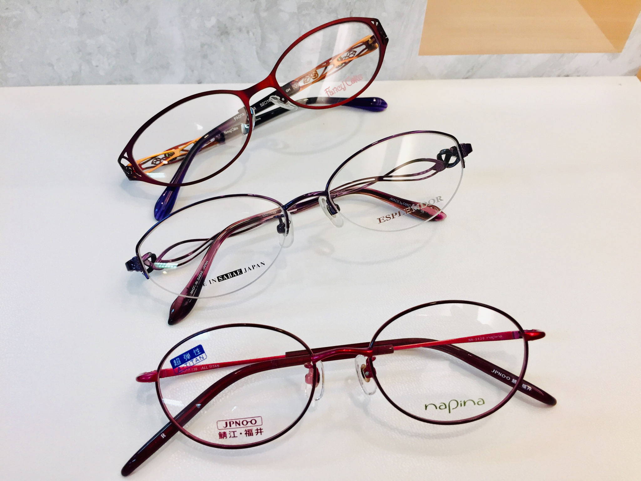老眼鏡・遠近両用メガネの出張販売 恵那市 眼鏡のオクダ