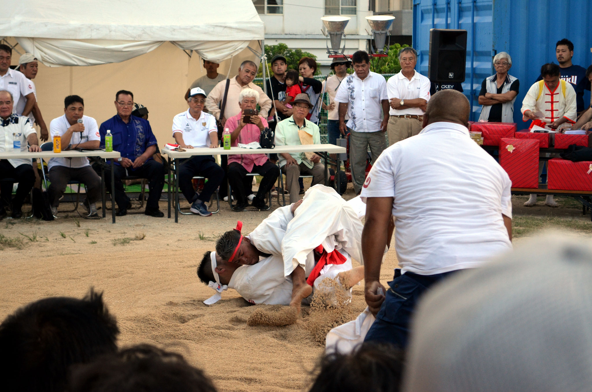Okinawa Sumo