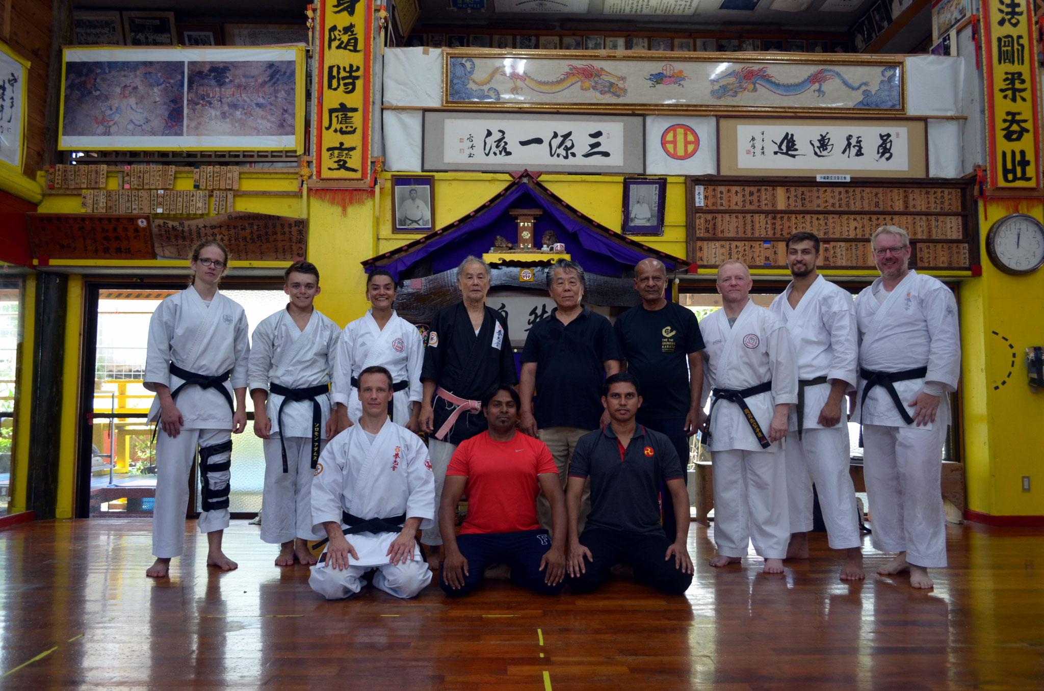 Trainingsgruppe