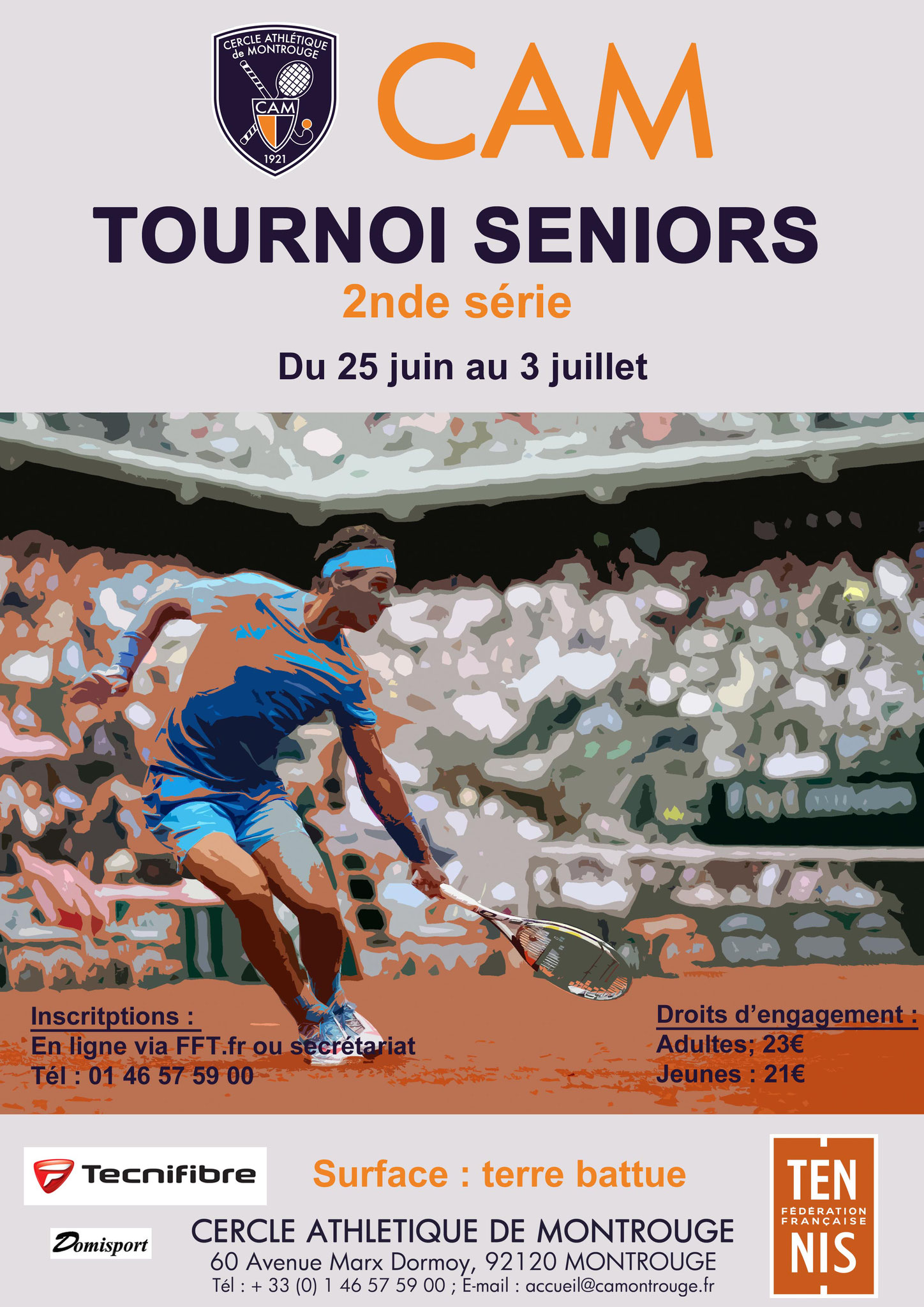 Tournoi Senior Ete 2016