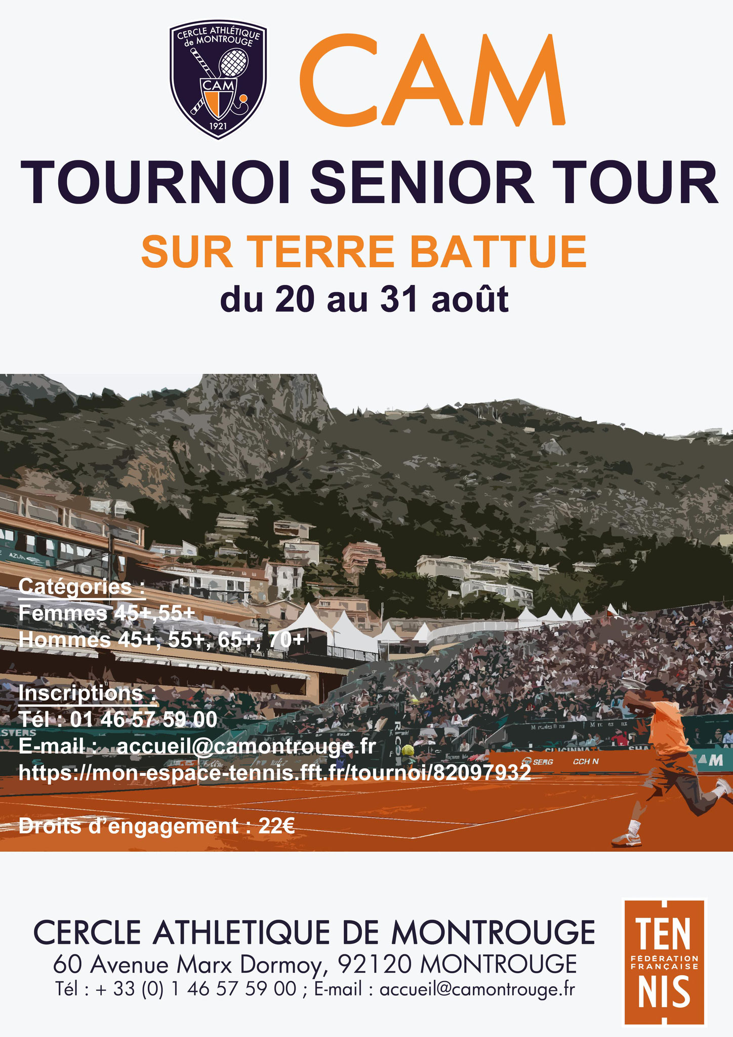 Tournoi Senior Tour
