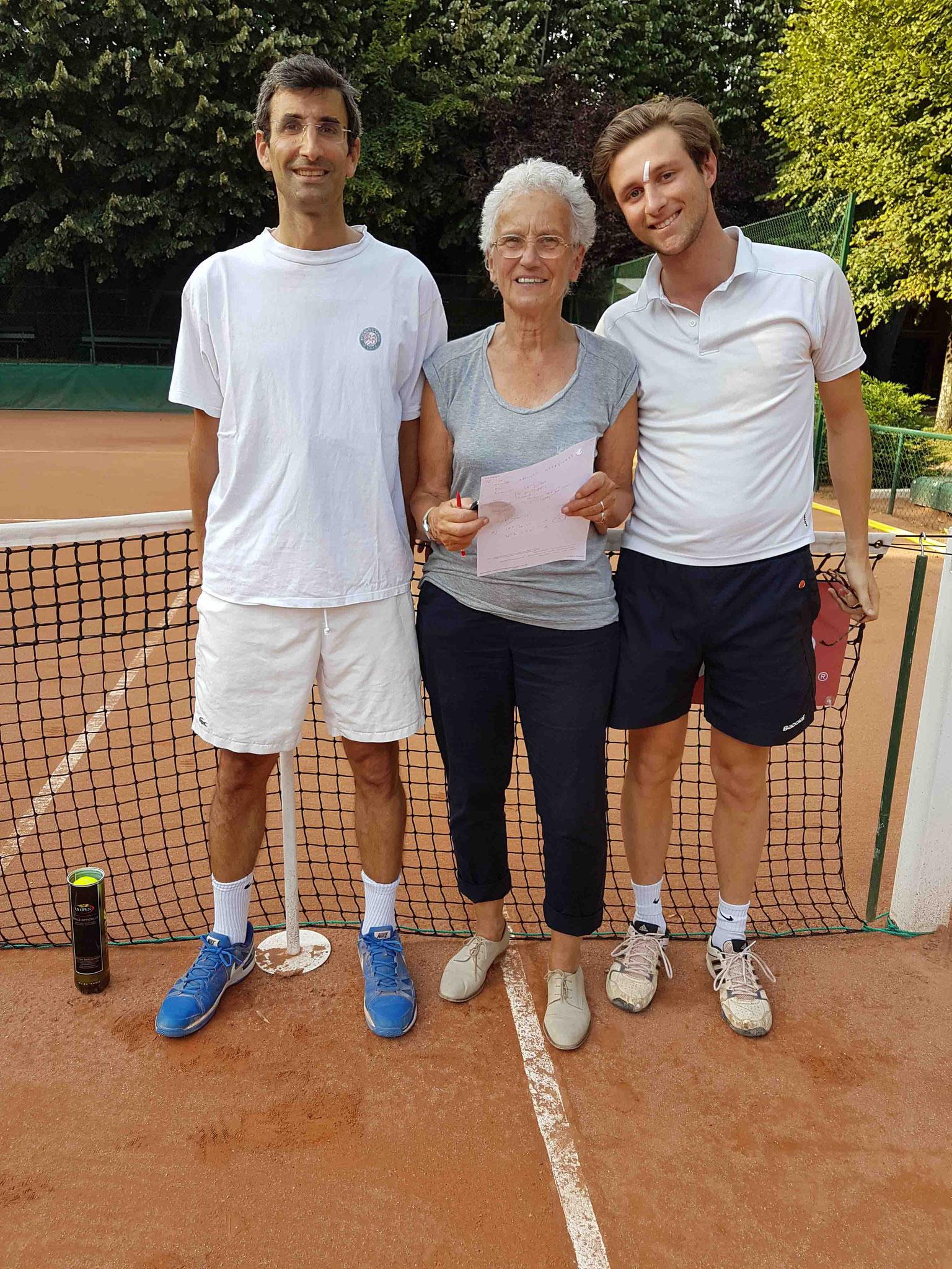 Augustin, Jacqueline & Cédric