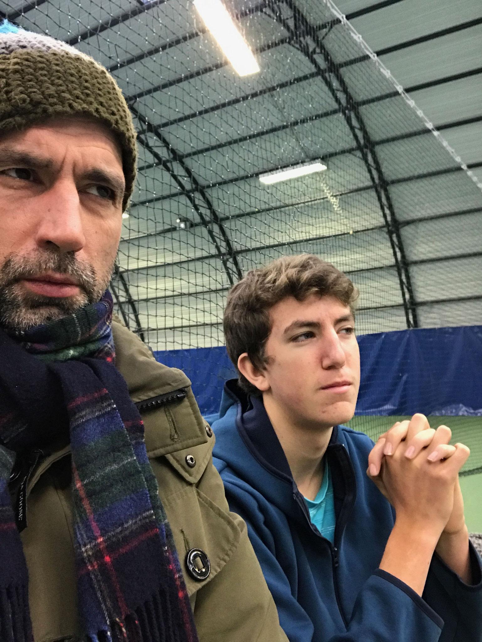 COACH Hervé et VALIER Emile