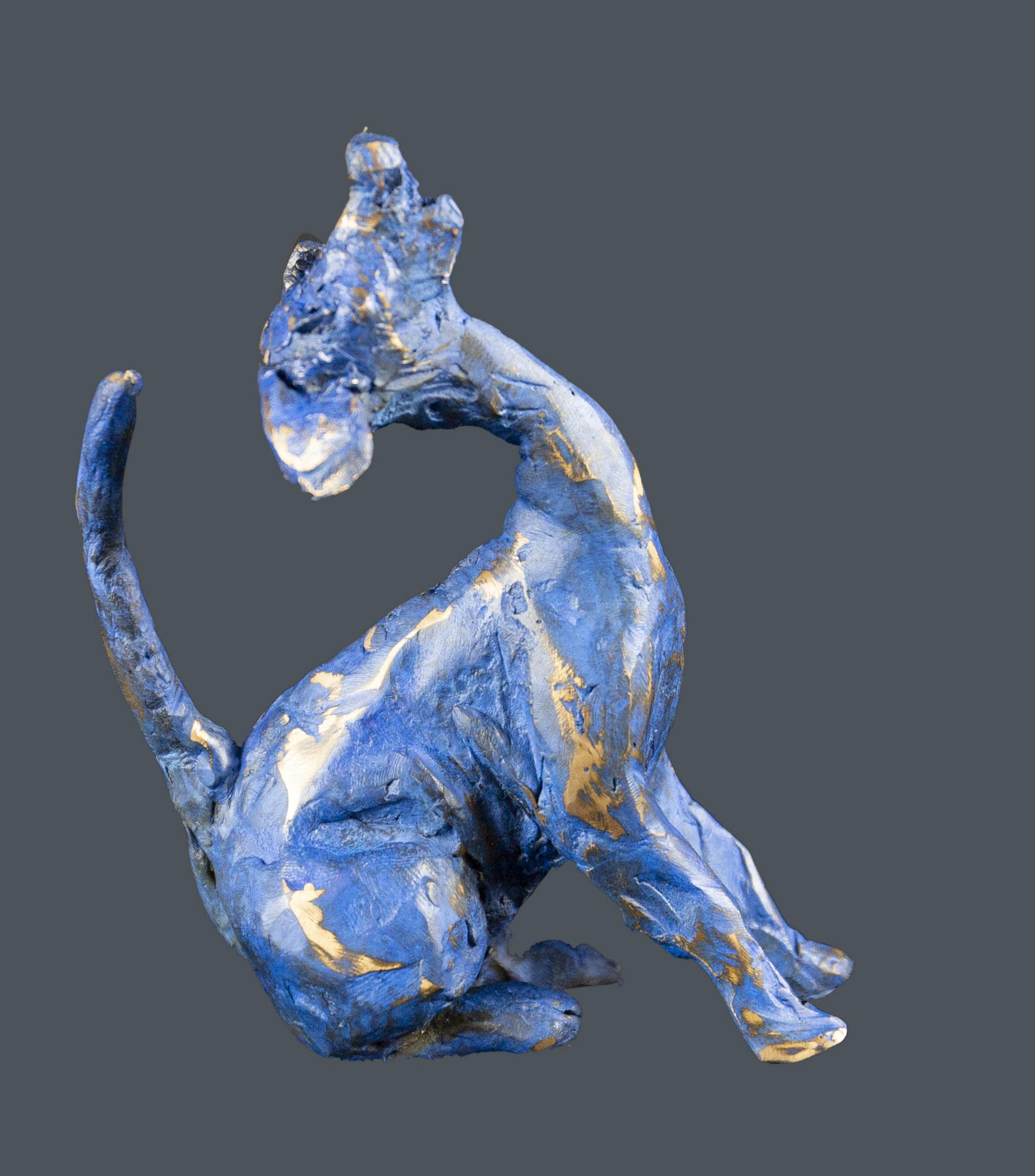 """""""chien 1964-4"""" • 11x9cm"""