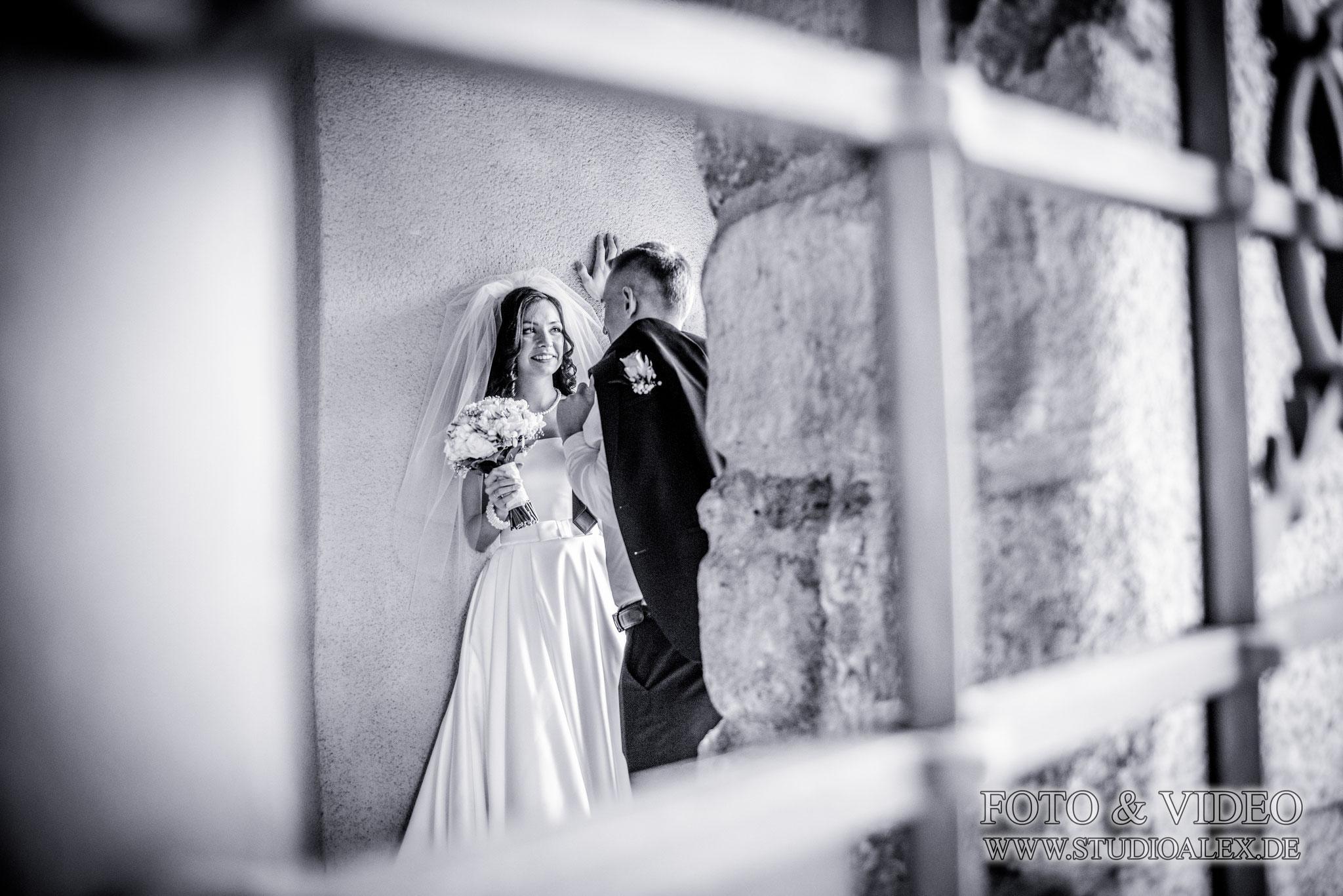 Hochzeitsfotos in Burg Wernberg-Köblitz