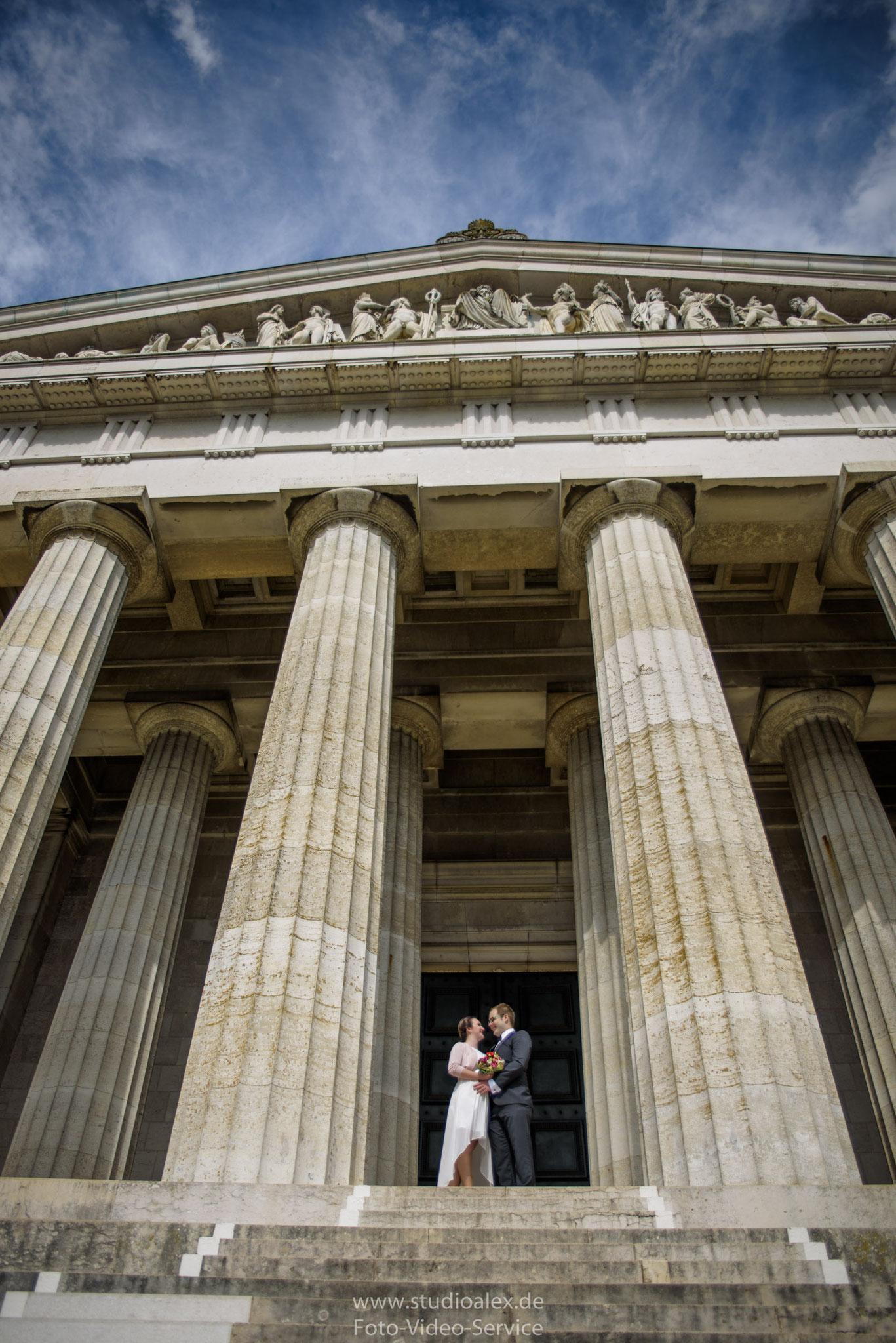 Hochzeitsbilder Wedding Walhalla