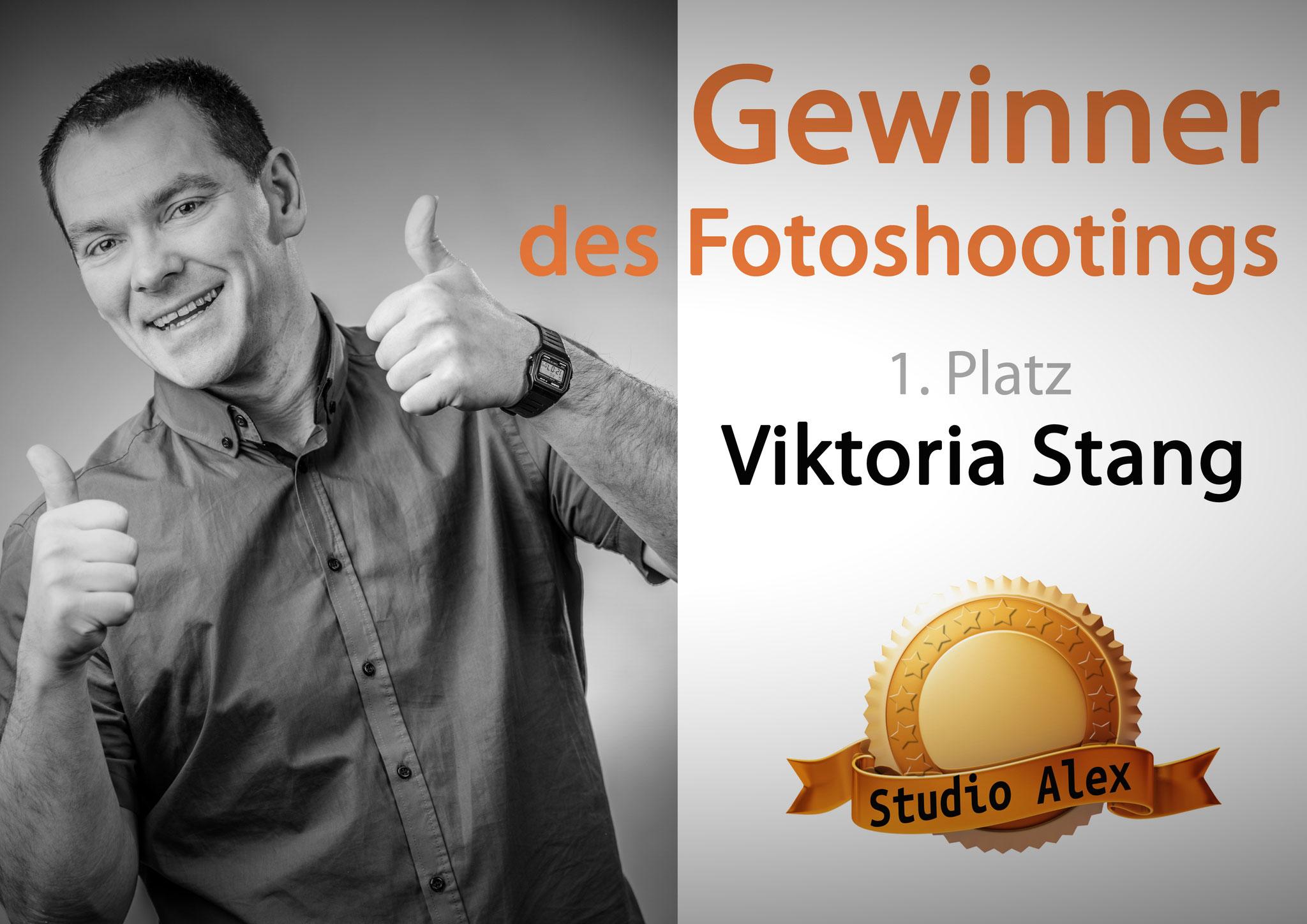 Fotoshooting Gewinnspiel bei Fotostudio Alex