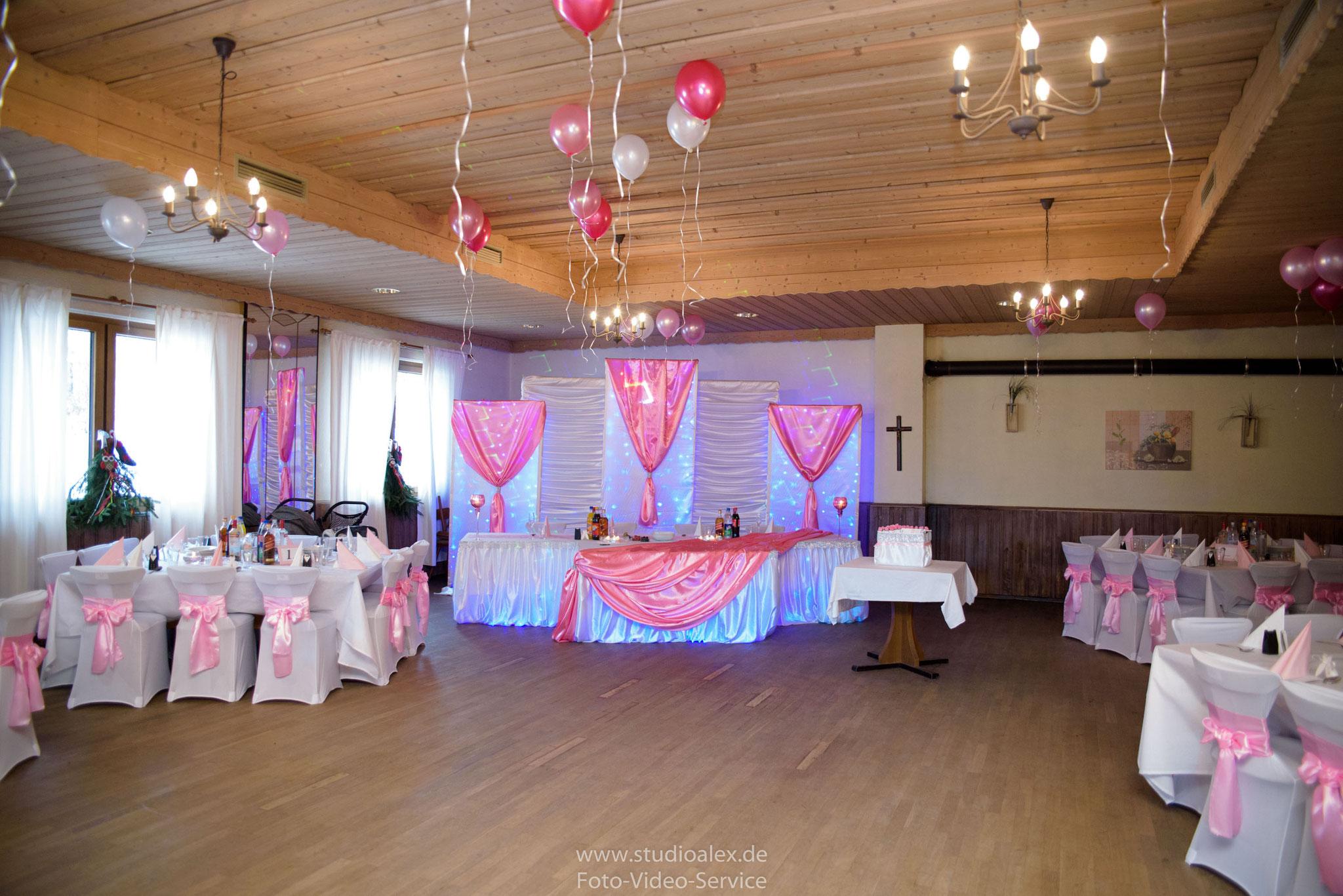 Hochzeit in Landgasthof Rouherer