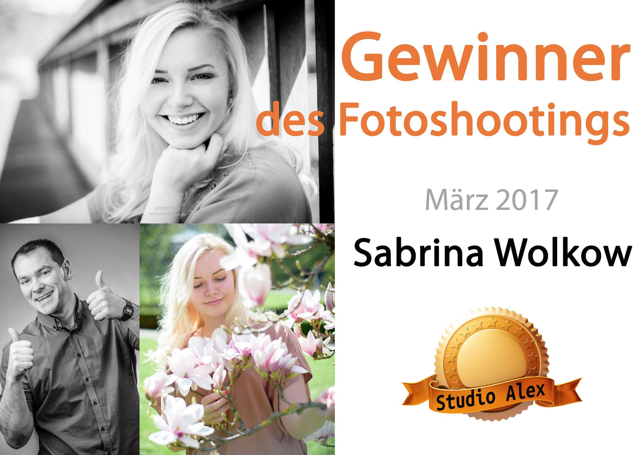 Gewinnspiel Fotoshootingbei Studio Alex in Amberg Oberpfalz