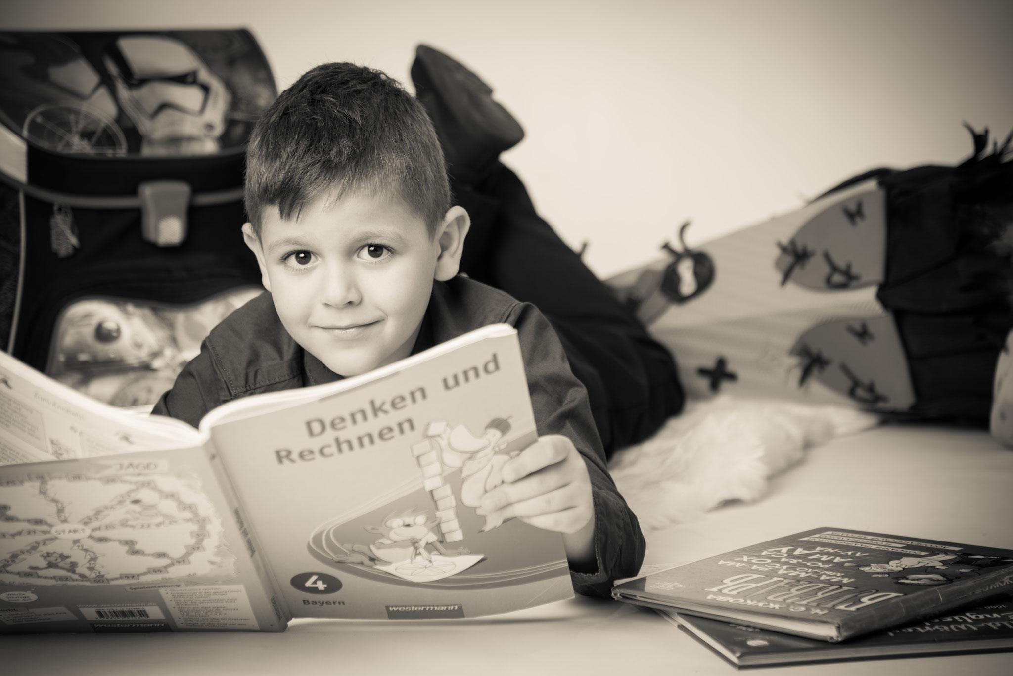 Fotostudio für Schulfotos