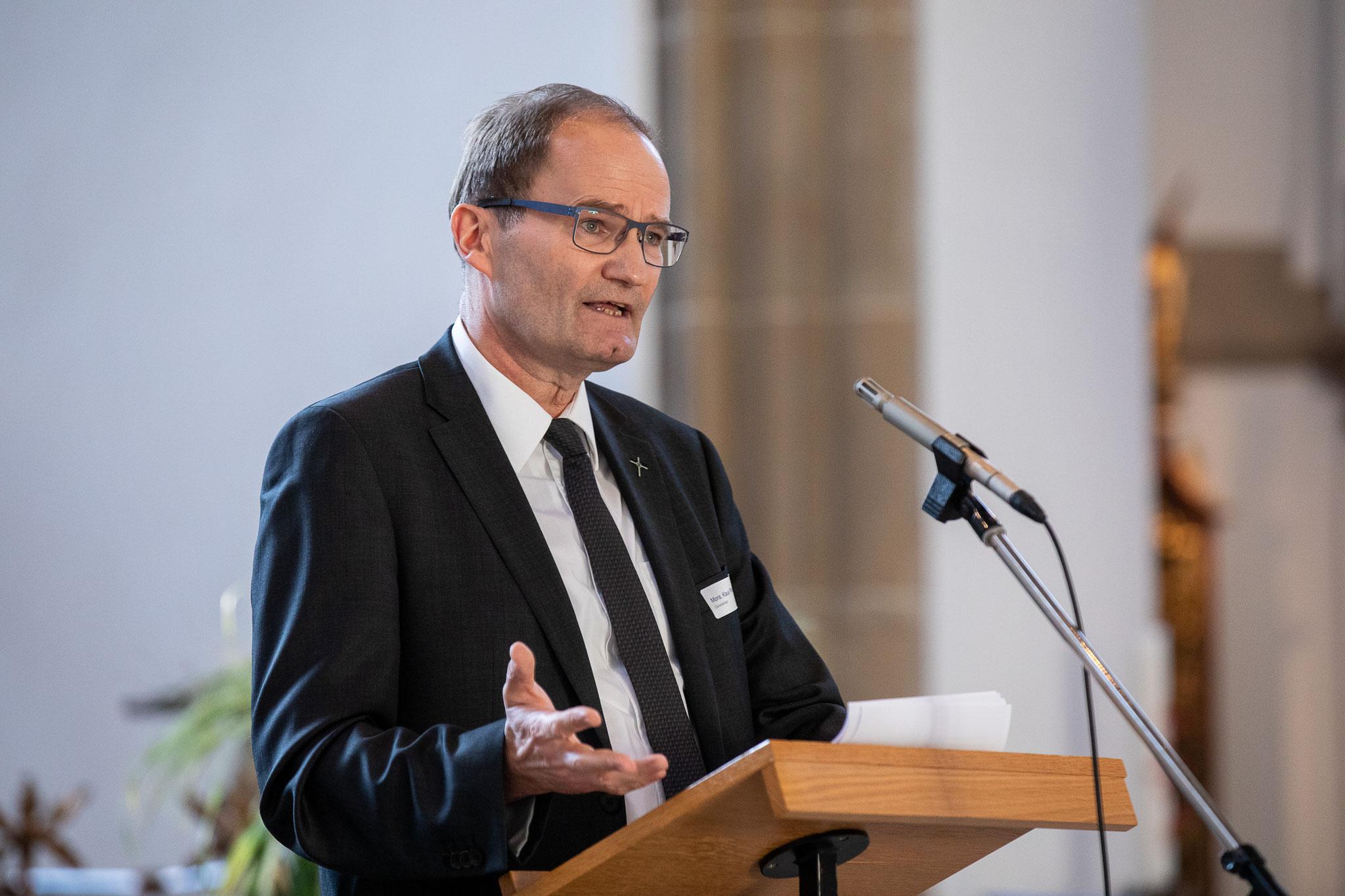 Generalvikar Klaus Pfeffer   © Achim Pohl I Bistum Essen