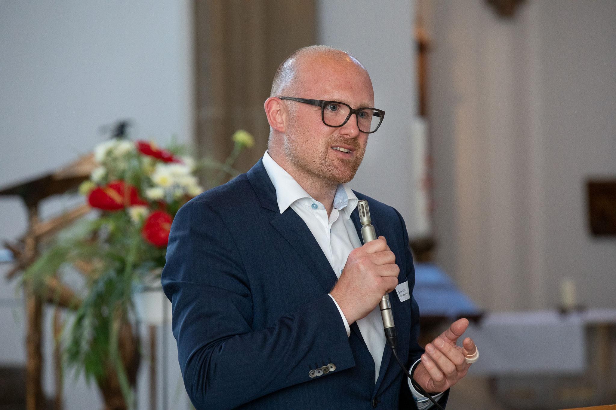 Oberbürgermeister Sören Link   © Achim Pohl I Bistum Essen